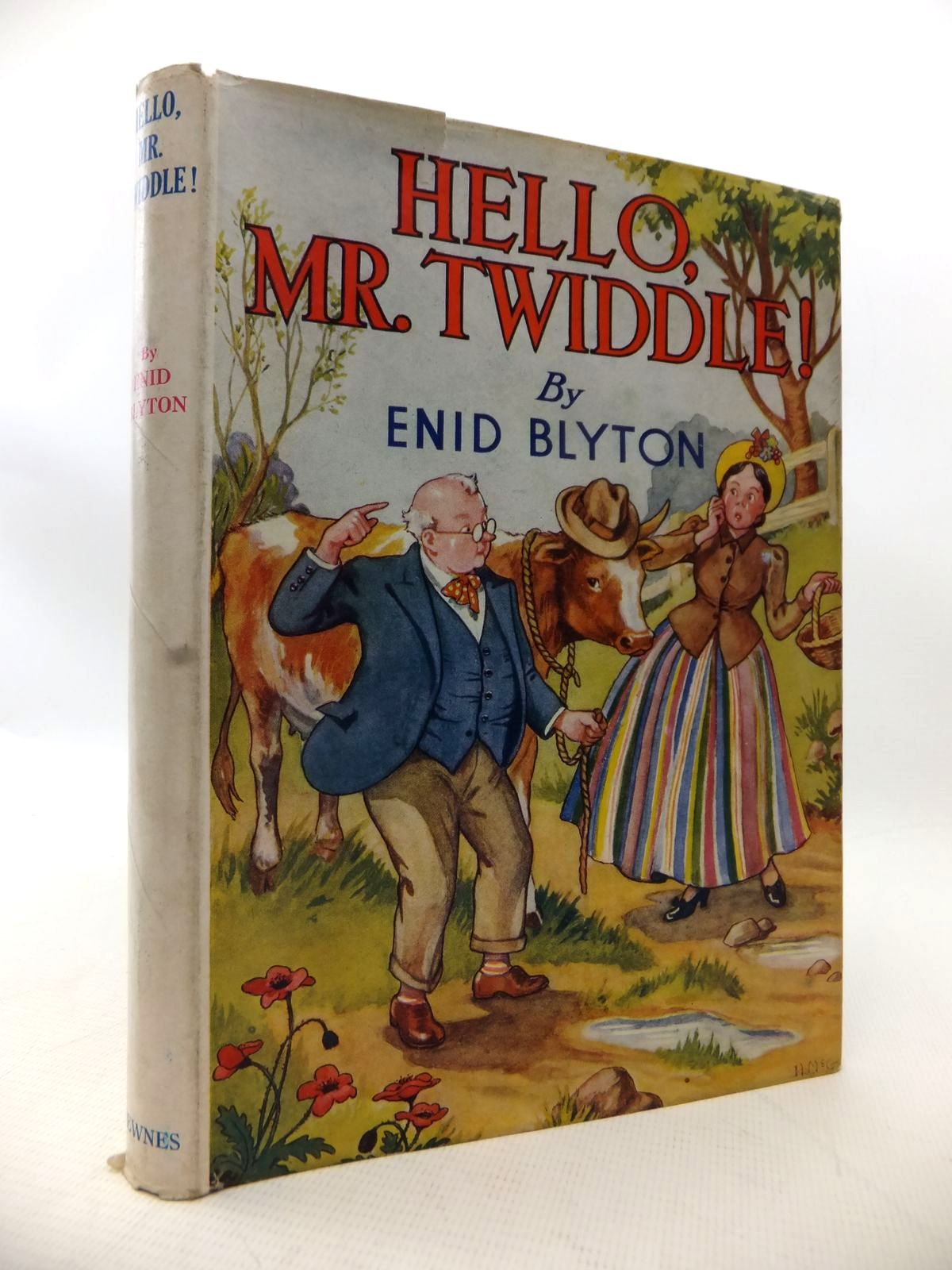 Photo of HELLO, MR. TWIDDLE!
