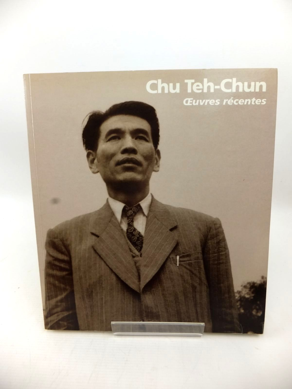Photo of CHU TEH-CHUN illustrated by Teh-Chun, Chu published by Galerie Enrico Navarra (STOCK CODE: 1814028)  for sale by Stella & Rose's Books