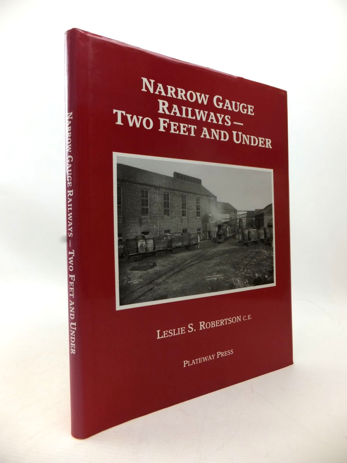 Photo of NARROW GAUGE RAILWAYS - TWO FEET AND UNDER written by Robertson, Leslie S.<br />Neale, Andrew published by Plateway Press (STOCK CODE: 1814063)  for sale by Stella & Rose's Books