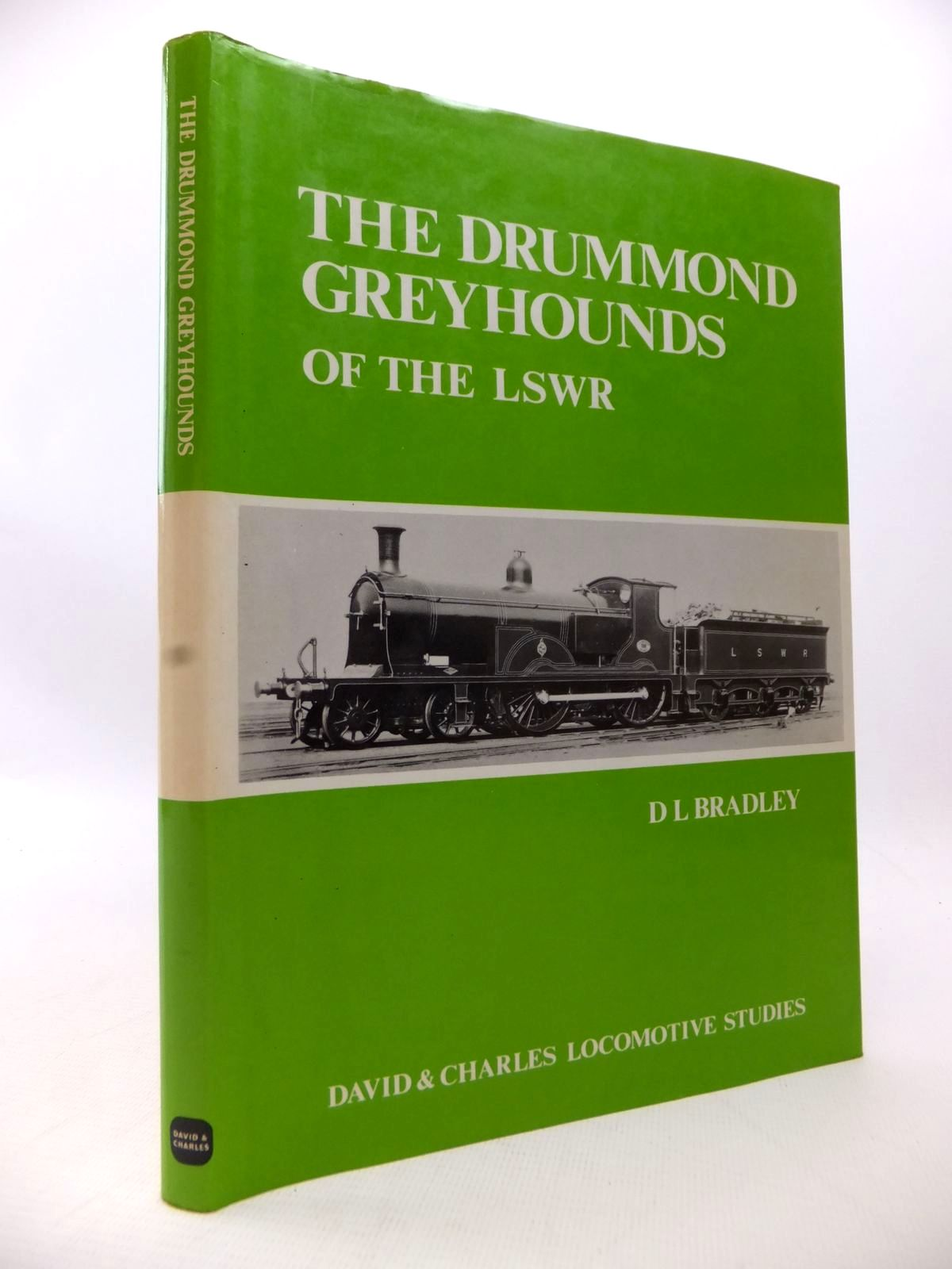 Photo of THE DRUMMOND GREYHOUNDS OF THE LSWR written by Bradley, D.L. published by David & Charles (STOCK CODE: 1814064)  for sale by Stella & Rose's Books