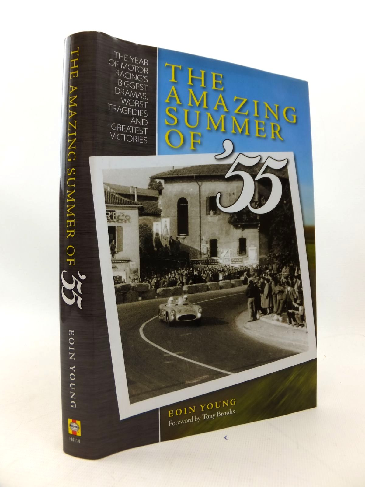 Photo of THE AMAZING SUMMER OF '55: THE YEAR OF MOTOR RACING'S BIGGEST DRAMAS, WORST TRAGEDIES AND GREATEST VICTORIES written by Young, Eoin published by Haynes Publishing Group (STOCK CODE: 1814079)  for sale by Stella & Rose's Books