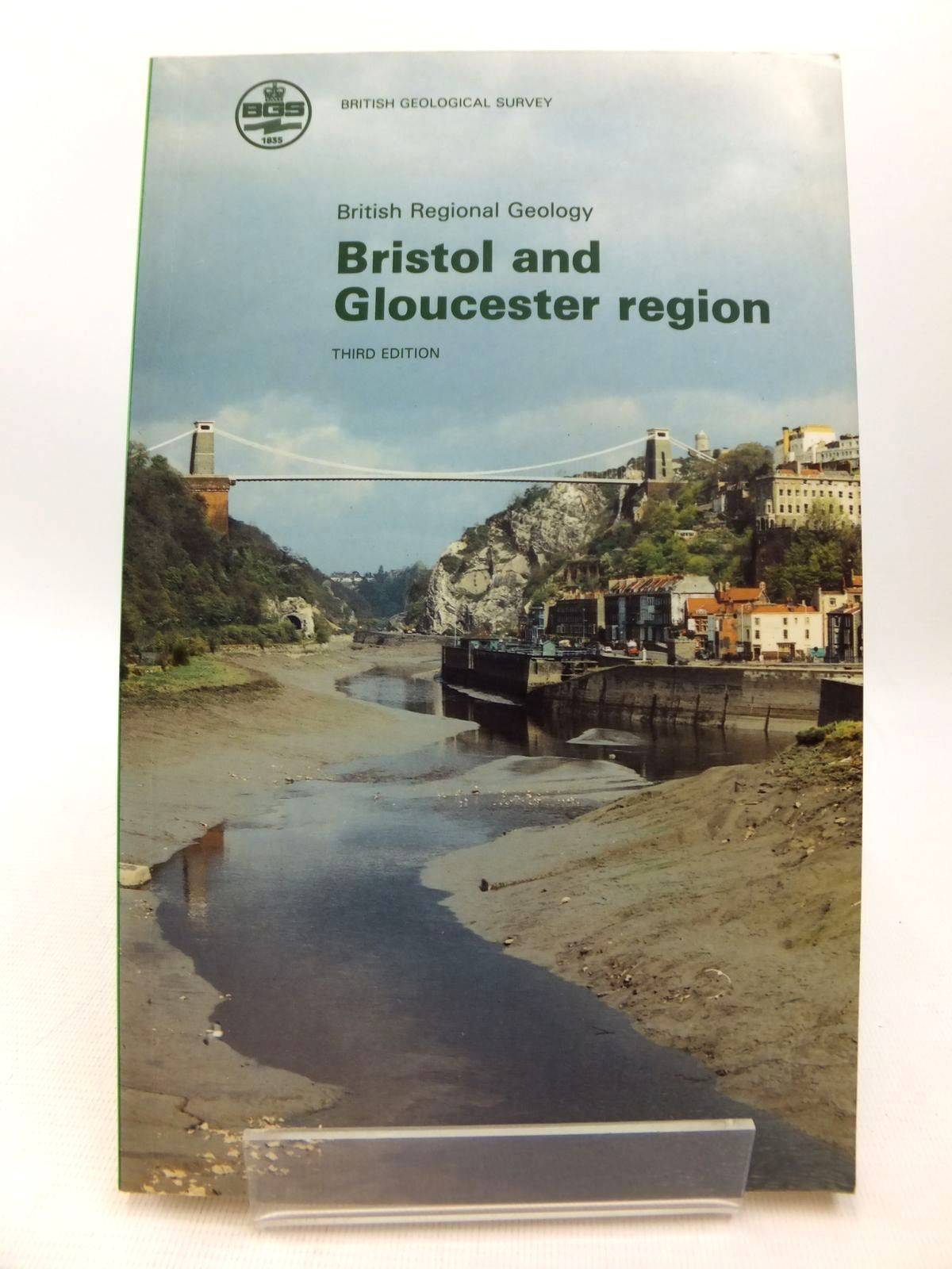 Photo of BRITISH REGIONAL GEOLOGY BRISTOL AND GLOUCESTER REGION written by Green, G.W. published by HMSO (STOCK CODE: 1814085)  for sale by Stella & Rose's Books