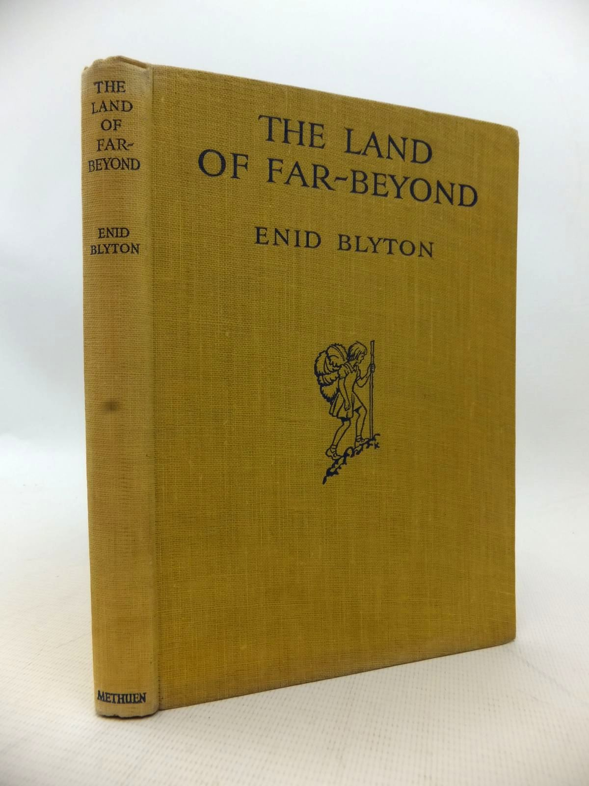 Photo of THE LAND OF FAR BEYOND written by Blyton, Enid illustrated by Knowles, Horace J. published by Methuen & Co. Ltd. (STOCK CODE: 1814140)  for sale by Stella & Rose's Books