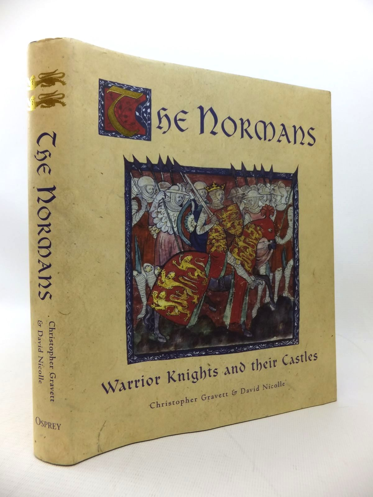 Photo of THE NORMANS written by Gravett, Christopher<br />Nicolle, David published by Osprey Publishing (STOCK CODE: 1814156)  for sale by Stella & Rose's Books