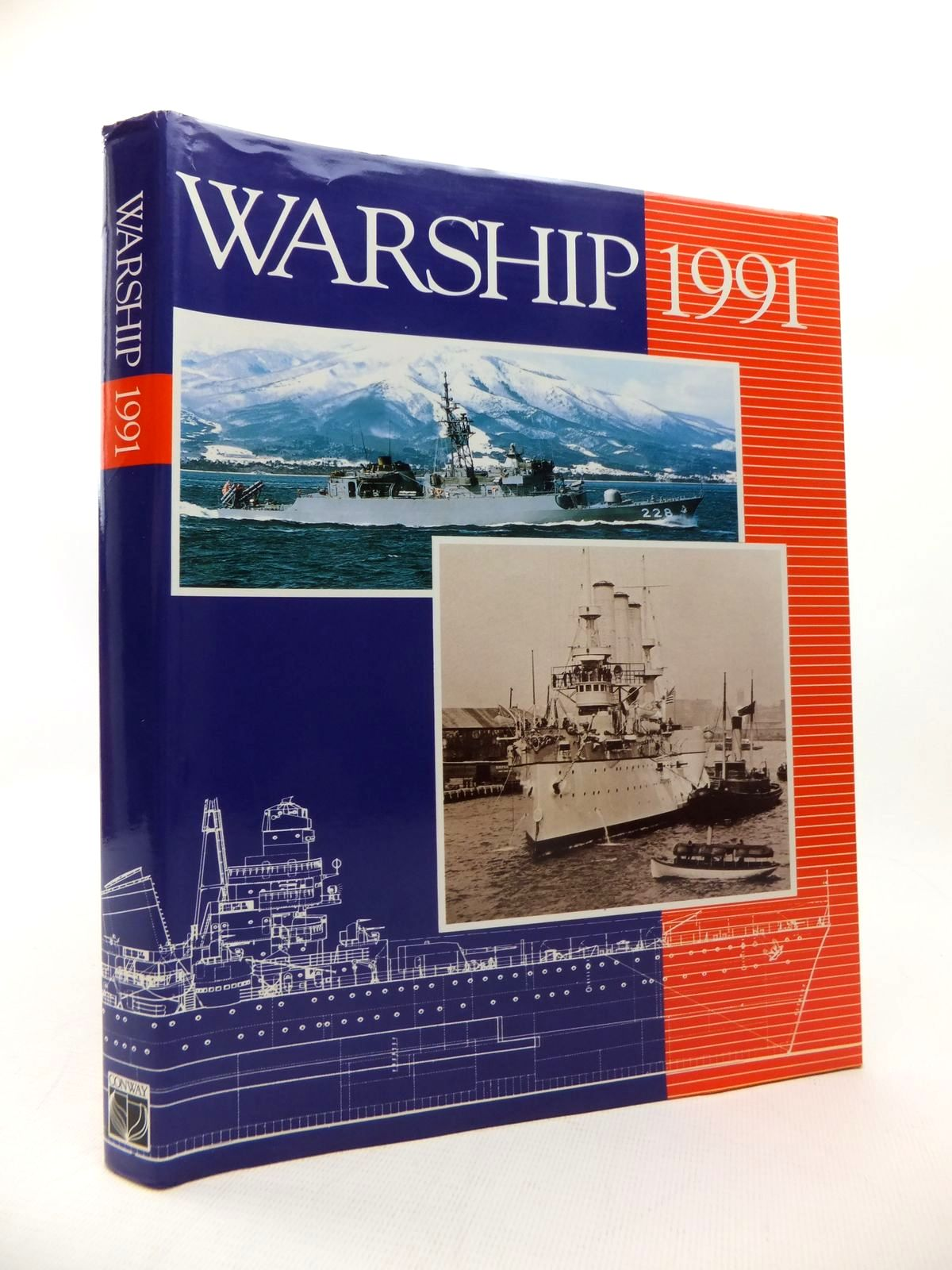 Photo of WARSHIP 1991 written by Gardiner, Robert published by Conway Maritime Press (STOCK CODE: 1814191)  for sale by Stella & Rose's Books