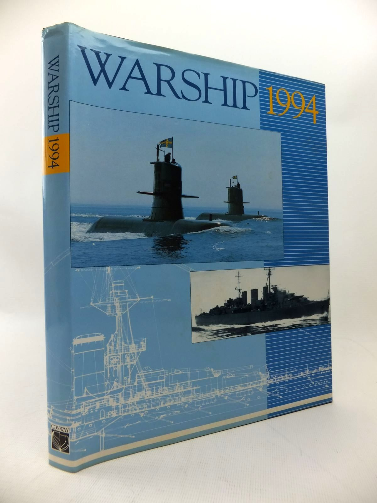 Photo of WARSHIP 1994 written by Roberts, John published by Conway Maritime Press (STOCK CODE: 1814192)  for sale by Stella & Rose's Books