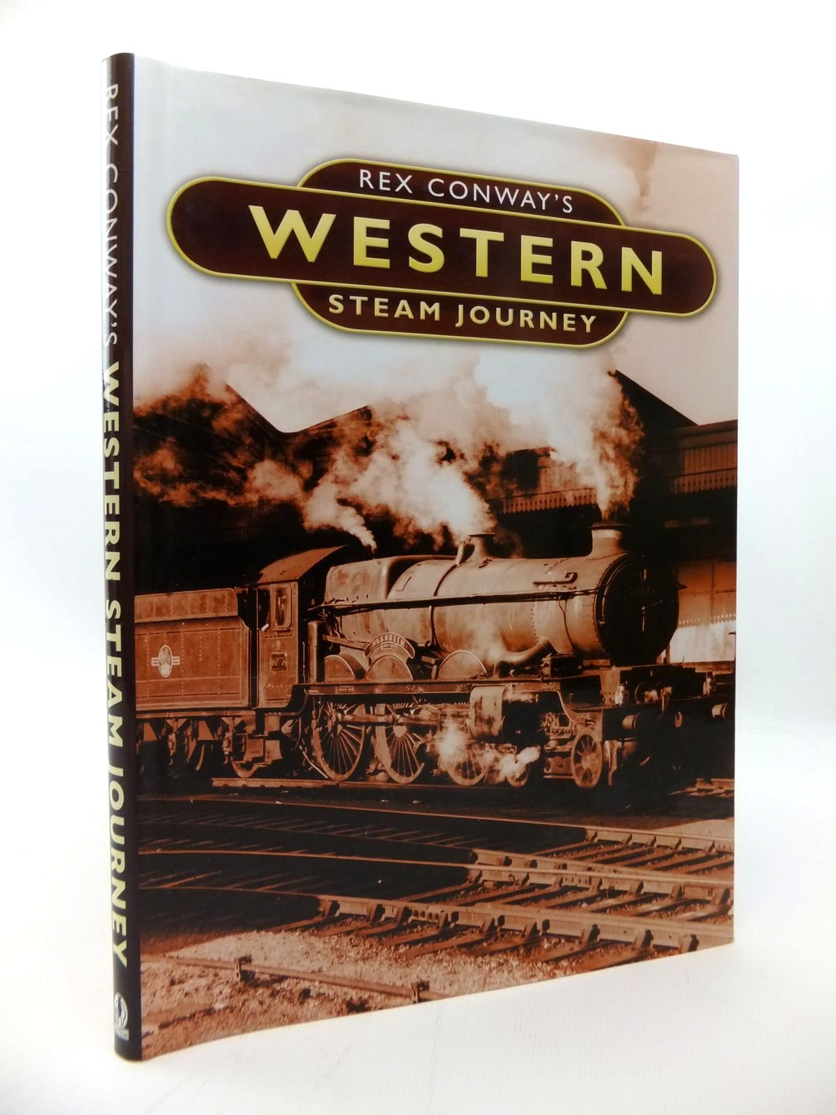 Photo of REX CONWAY'S WESTERN STEAM JOURNEY written by Conway, Rex published by The Local History Company (STOCK CODE: 1814251)  for sale by Stella & Rose's Books