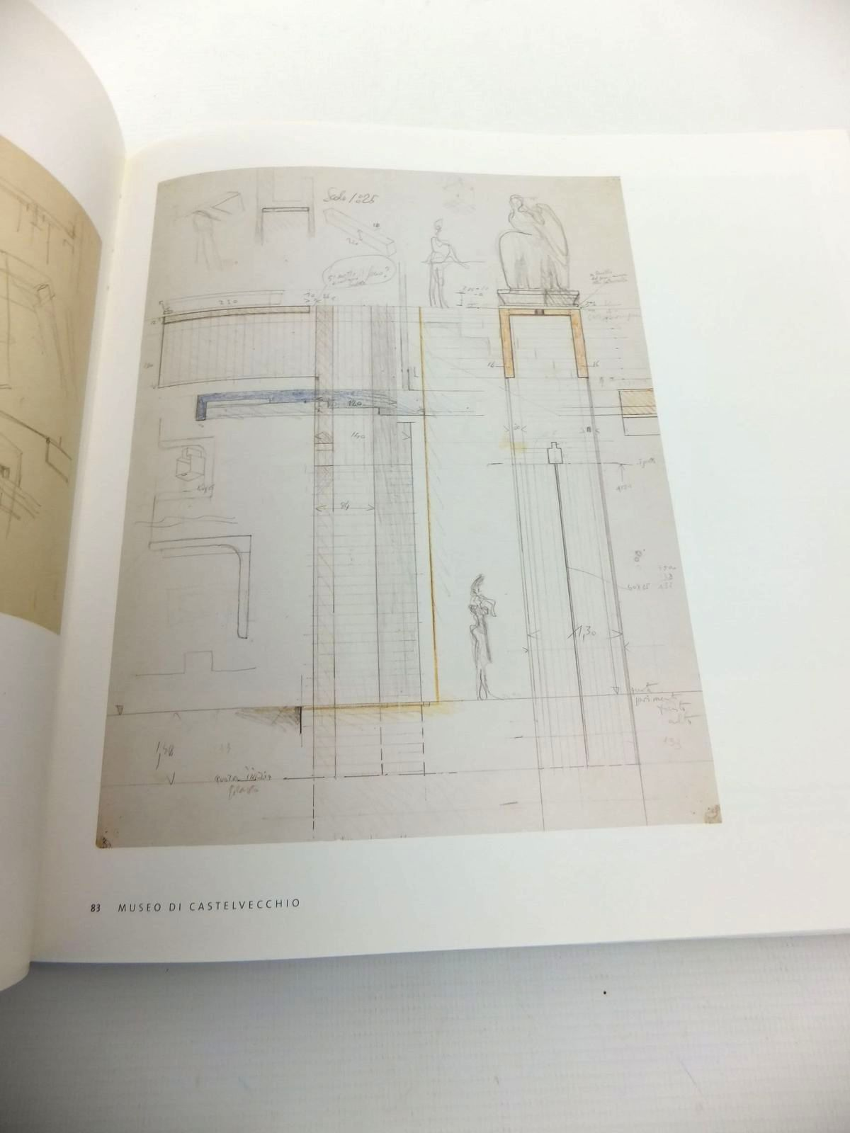 Photo of CARLO SCARPA ARCHITECT: INTERVENING WITH HISTORY written by Olsberg, Nicholas<br />Ranalli, George<br />et al, published by Canadian Centre For Architecture, The Monacelli Press (STOCK CODE: 1814258)  for sale by Stella & Rose's Books