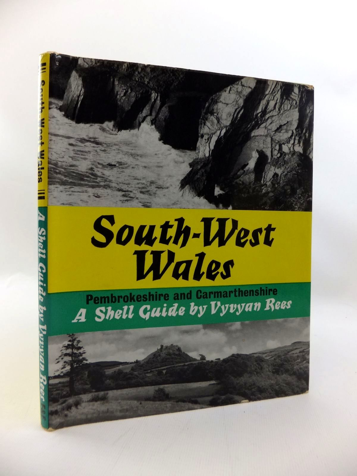 Photo of SOUTH-WEST WALES A SHELL GUIDE written by Rees, Vyvyan published by Faber & Faber (STOCK CODE: 1814269)  for sale by Stella & Rose's Books