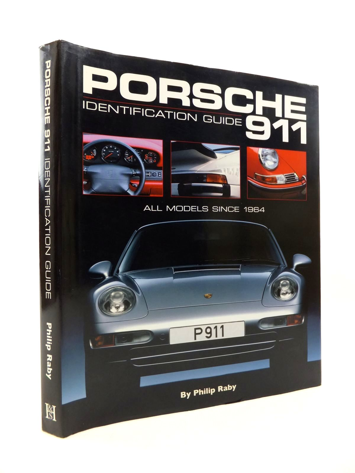Photo of PORSCHE 911 IDENTIFICATION GUIDE written by Raby, Philip published by Herridge & Sons (STOCK CODE: 1814277)  for sale by Stella & Rose's Books