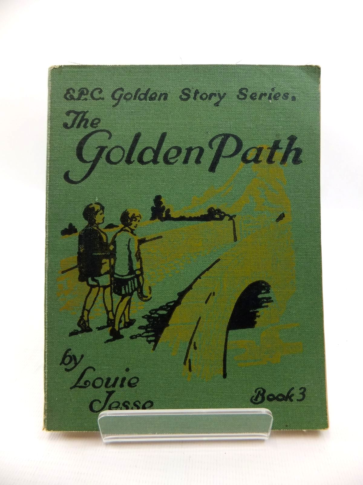 Photo of THE GOLDEN PATH written by Jesse, Louie illustrated by Sweet, Valerie published by Educational Publishing Company (STOCK CODE: 1814293)  for sale by Stella & Rose's Books