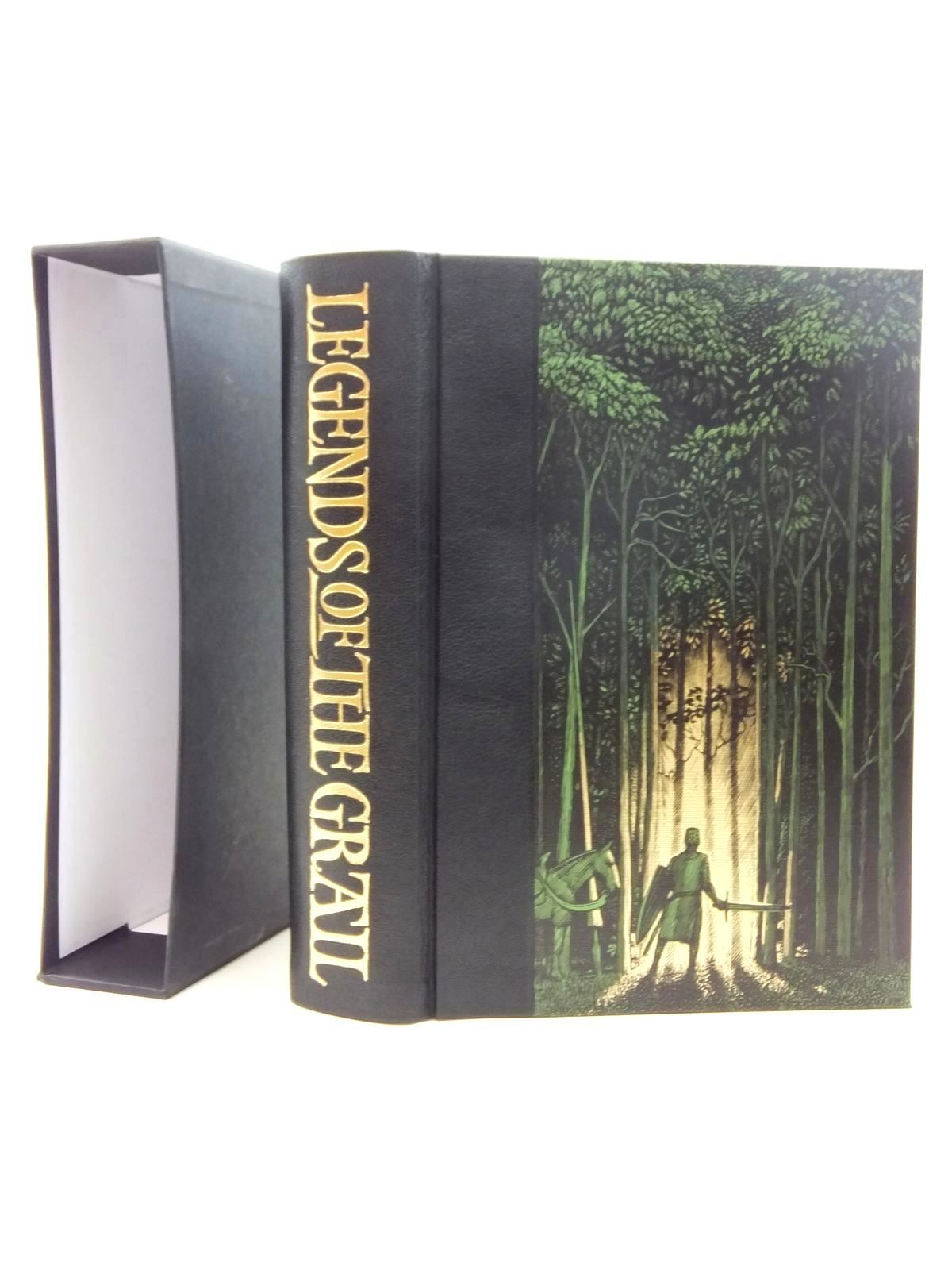 Photo of LEGENDS OF THE GRAIL written by Barber, Richard illustrated by Brett, Simon published by Folio Society (STOCK CODE: 1814354)  for sale by Stella & Rose's Books