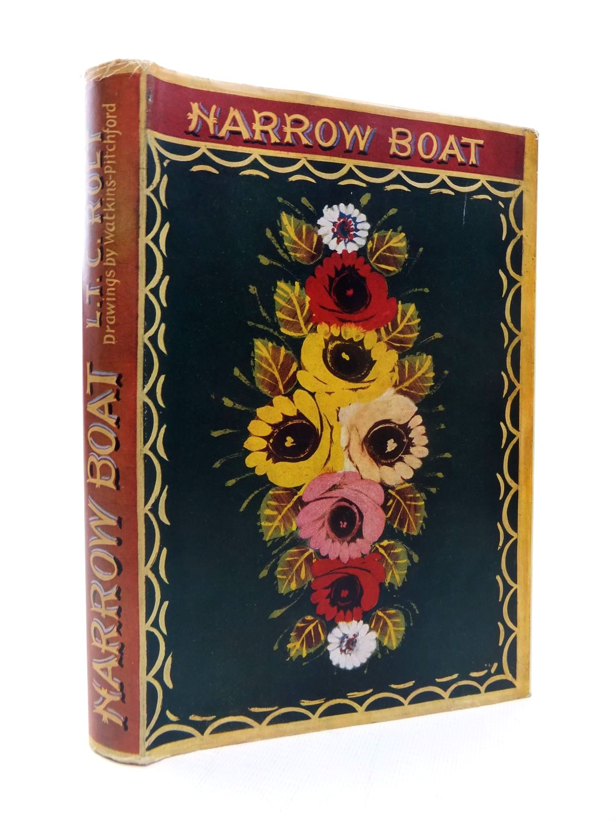 Photo of NARROW BOAT written by Rolt, L.T.C. illustrated by BB,<br />Watkins Pitchford, published by Eyre & Spottiswoode (STOCK CODE: 1814414)  for sale by Stella & Rose's Books