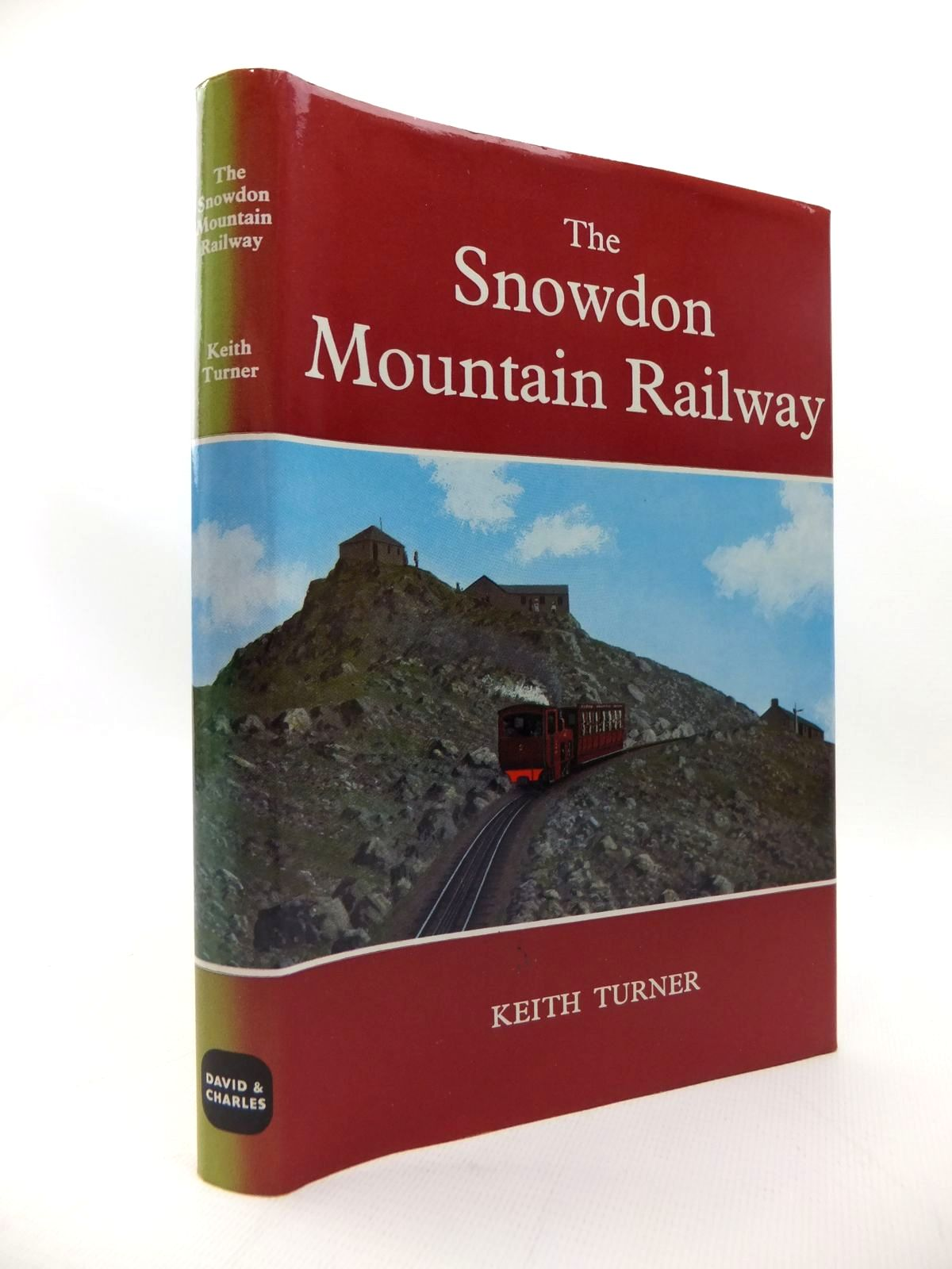 Photo of THE SNOWDON MOUNTAIN RAILWAY written by Turner, Keith published by David & Charles (STOCK CODE: 1814416)  for sale by Stella & Rose's Books
