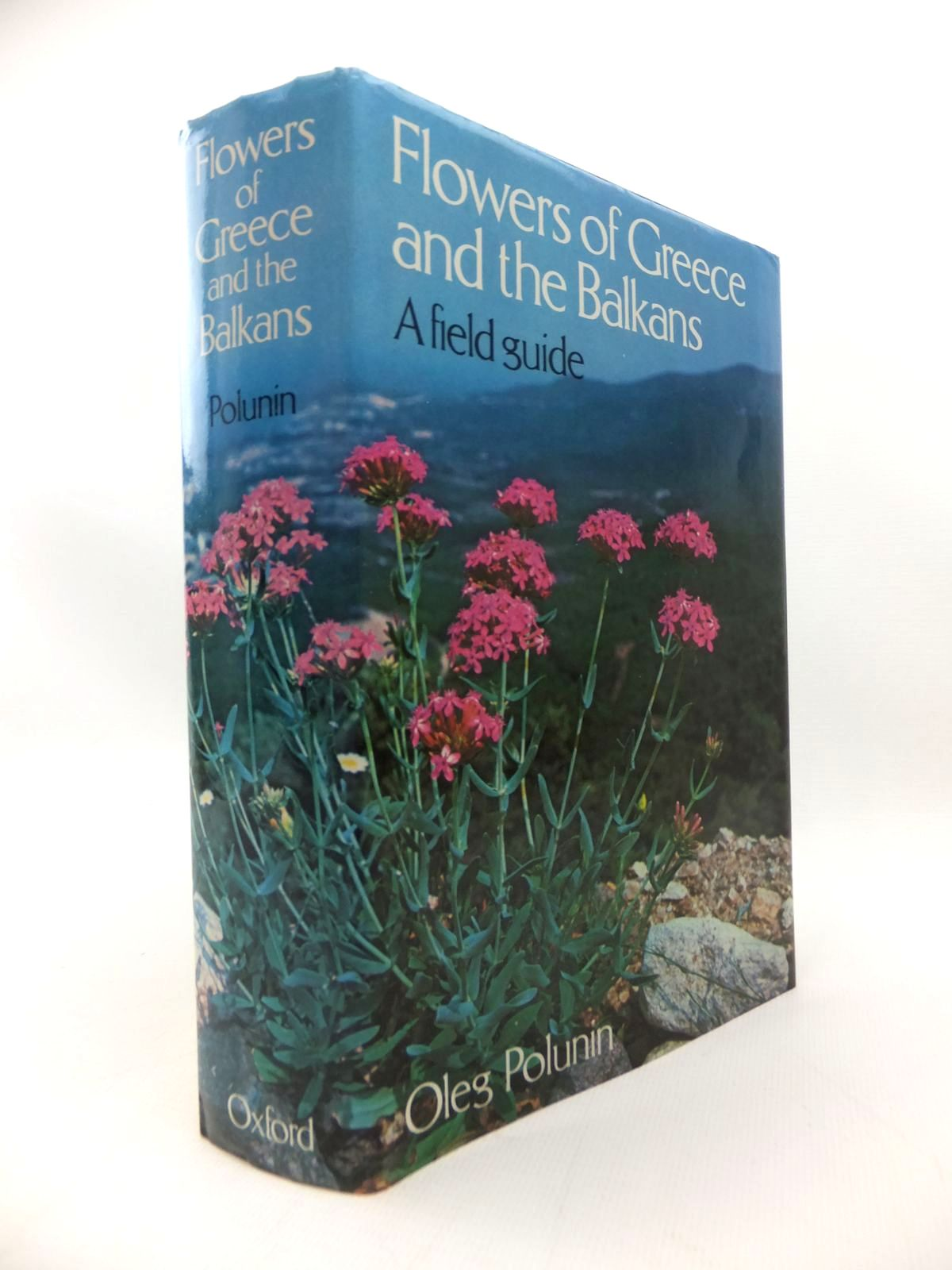 Photo of FLOWERS OF GREECE AND THE BALKANS A FIELD GUIDE