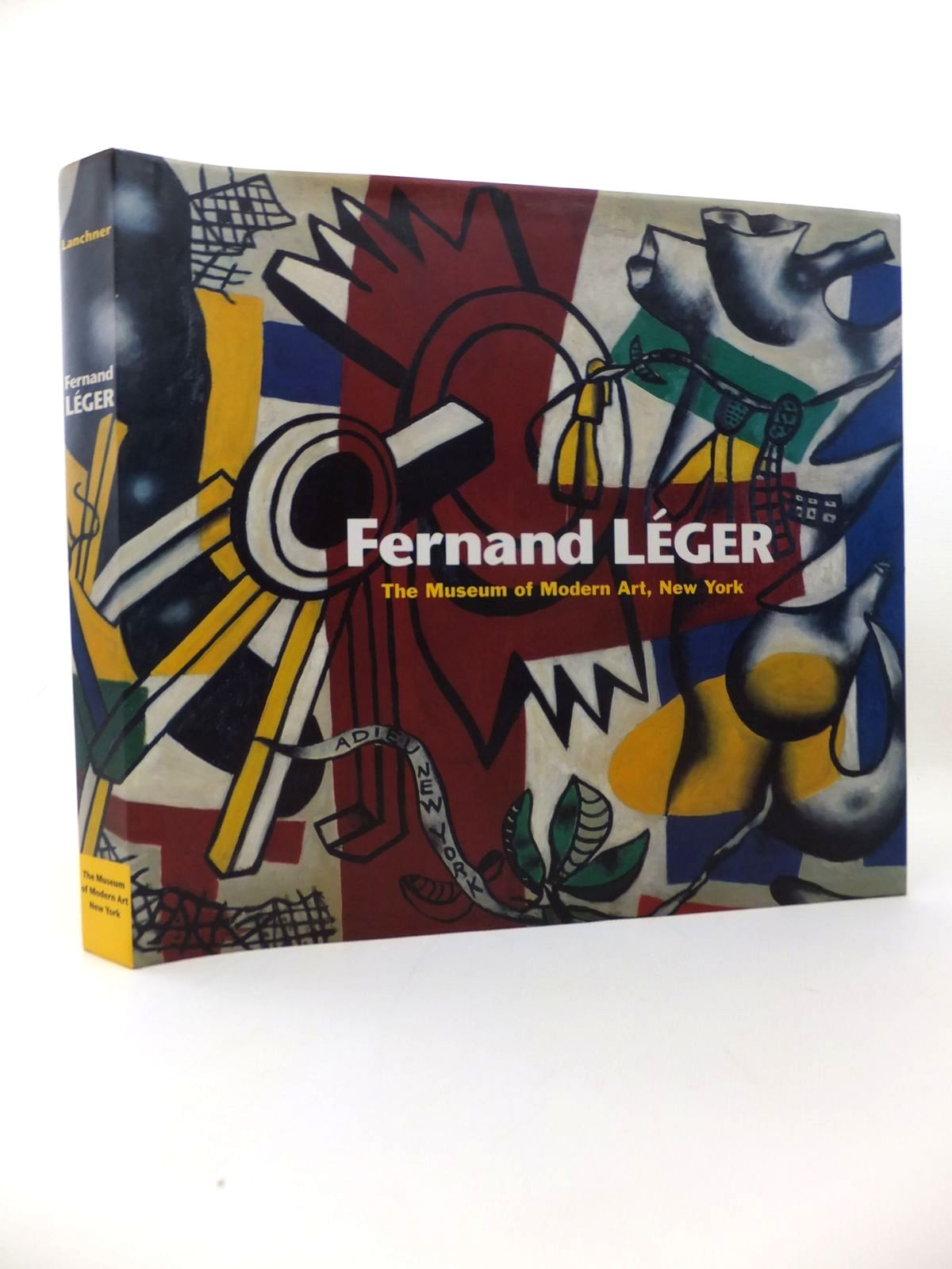 Photo of FERNAND LEGER written by Lanchner, Carolyn<br />Hauptman, Jodi<br />Affron, Matthew illustrated by Leger, Fernand published by The Museum of Modern Art (STOCK CODE: 1814479)  for sale by Stella & Rose's Books