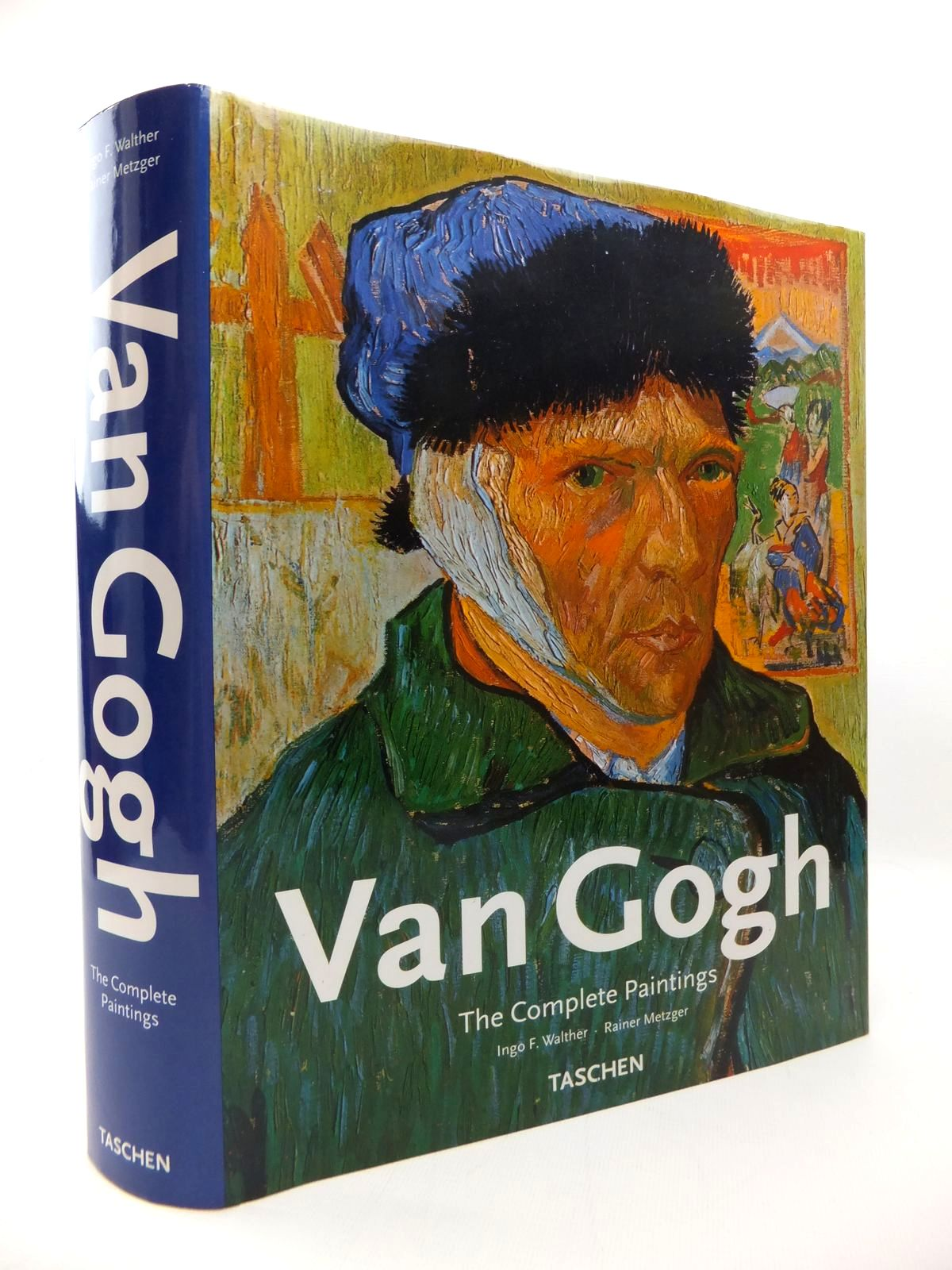 Photo of VINCENT VAN GOGH THE COMPLETE PAINTINGS written by Walther, Ingo F.<br />Metzger, Rainer illustrated by Van Gogh, Vincent published by Taschen (STOCK CODE: 1814507)  for sale by Stella & Rose's Books