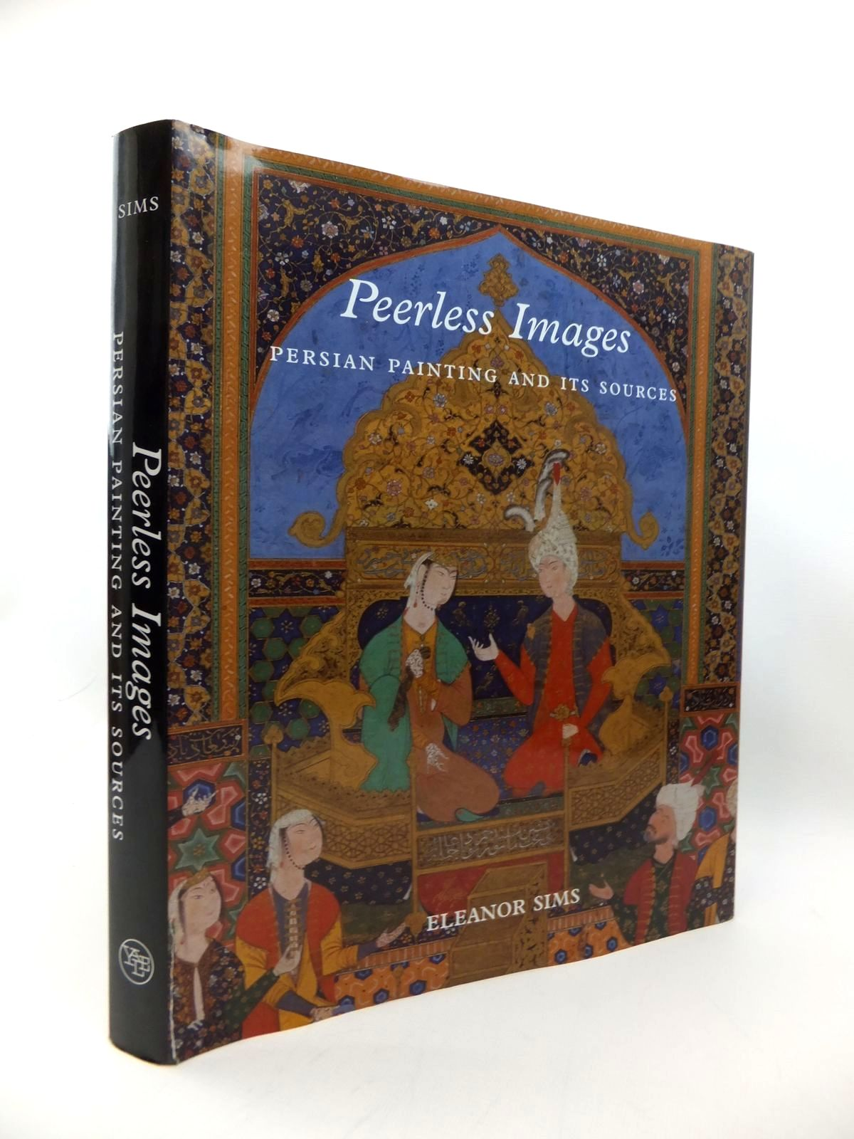 Photo of PEERLESS IMAGES: PERSIAN PAINTING AND ITS SOURCES written by Sims, Eleanor<br />Marshak, Boris I.<br />Grube, Ernest J. published by Yale University Press (STOCK CODE: 1814508)  for sale by Stella & Rose's Books