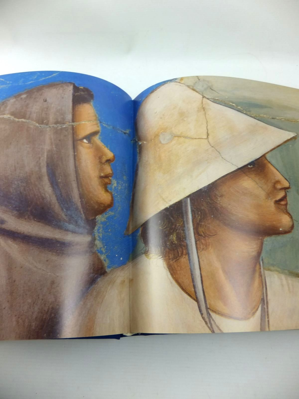 Photo of GIOTTO THE ARENA CHAPEL FRESCOES written by Basile, Giuseppe illustrated by Giotto, published by Thames and Hudson (STOCK CODE: 1814510)  for sale by Stella & Rose's Books