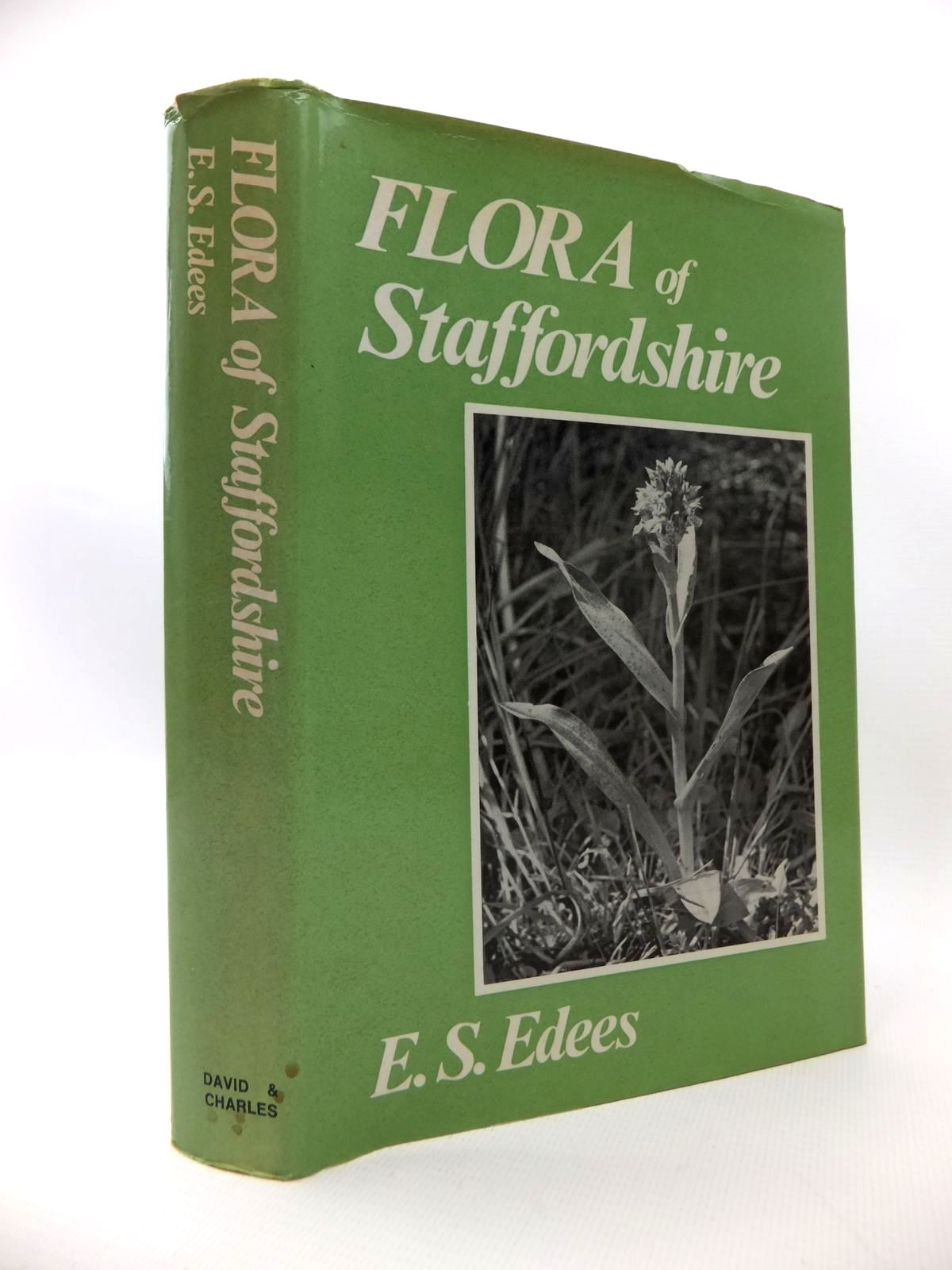 Photo of FLORA OF STAFFORDSHIRE written by Edees, E.S. published by David & Charles (STOCK CODE: 1814511)  for sale by Stella & Rose's Books