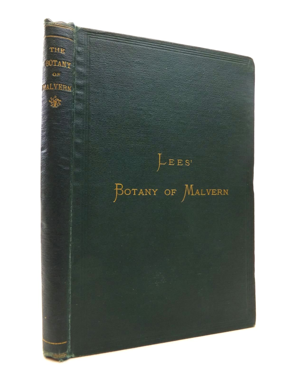 Photo of THE BOTANY OF THE MALVERN HILLS IN THE COUNTIES OF WORCESTER, HEREFORD, AND GLOUCESTER