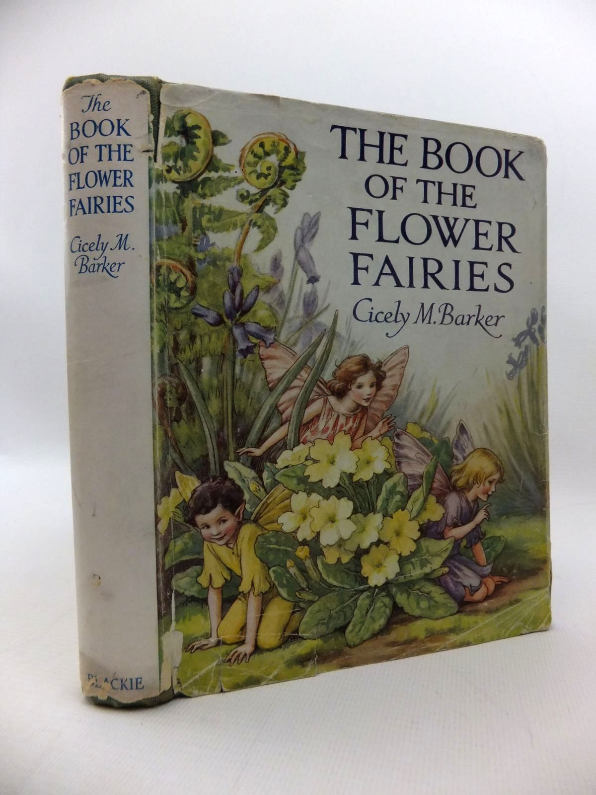 Photo of THE BOOK OF THE FLOWER FAIRIES
