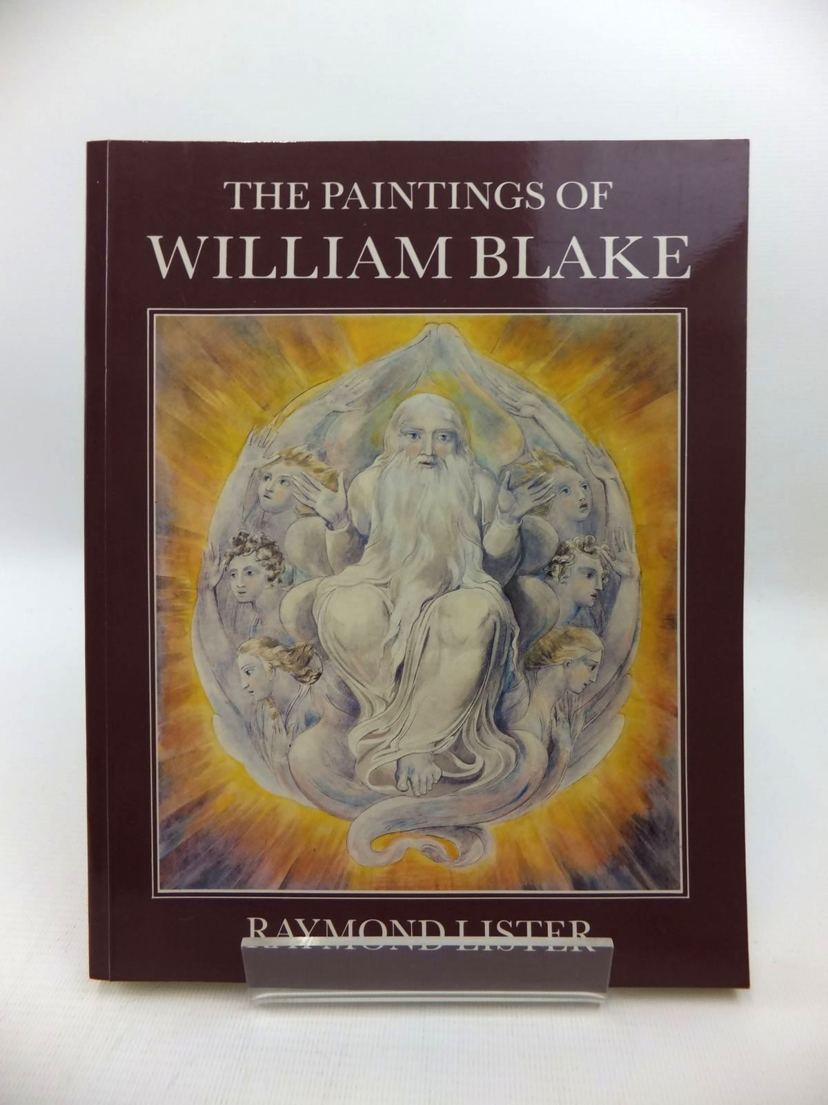 Photo of THE PAINTINGS OF WILLIAM BLAKE written by Lister, Raymond published by Cambridge University Press (STOCK CODE: 1814567)  for sale by Stella & Rose's Books