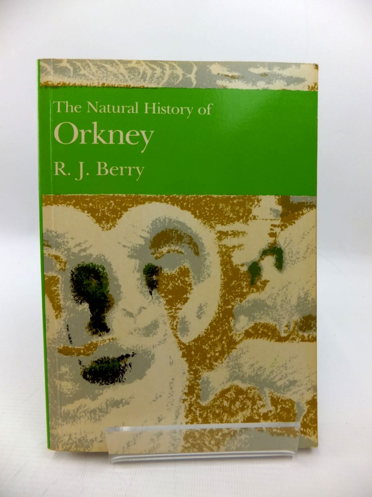 Photo of THE NATURAL HISTORY OF ORKNEY (NN 70) written by Berry, R.J. published by Collins (STOCK CODE: 1814575)  for sale by Stella & Rose's Books