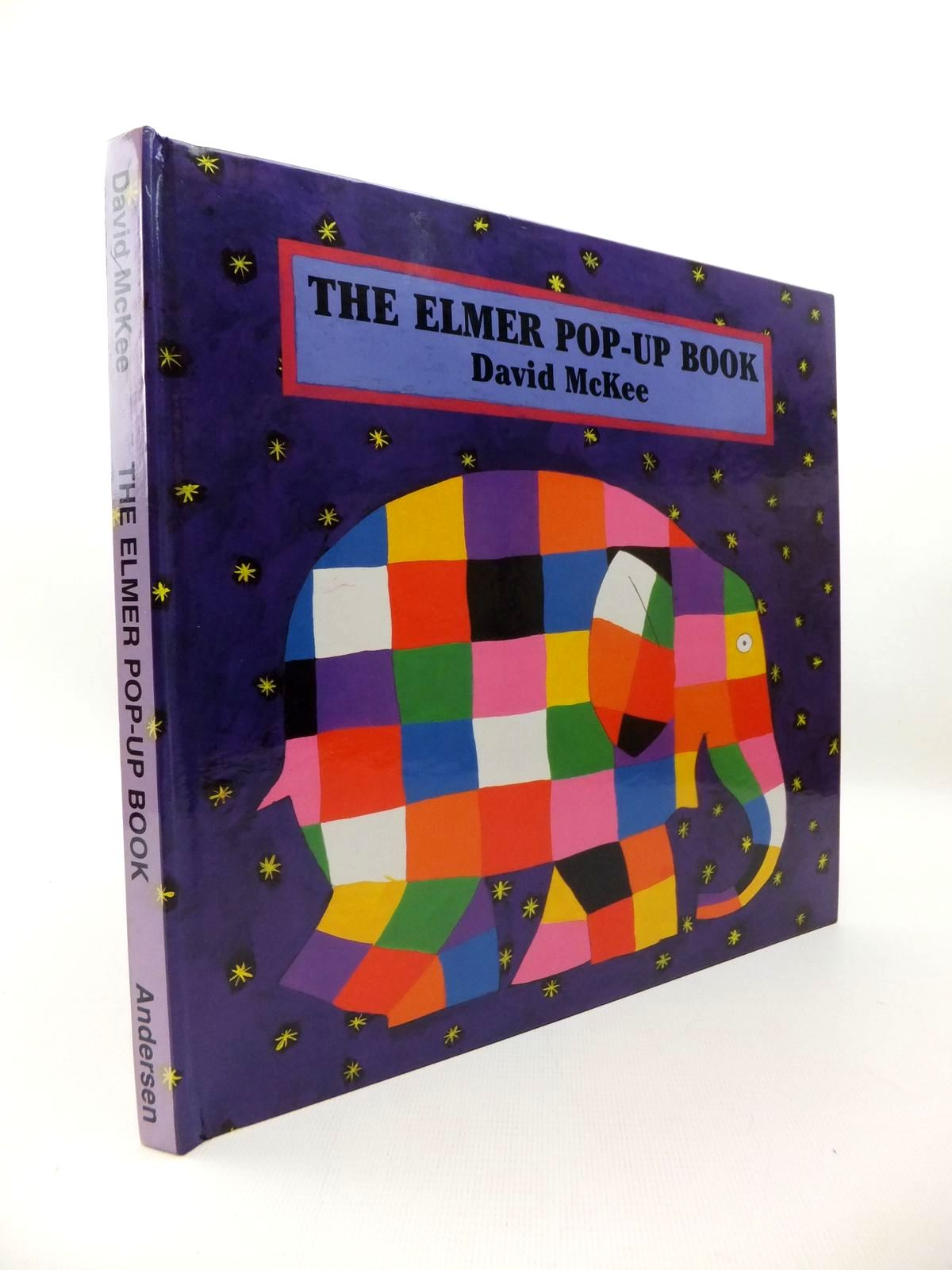 THE ELMER POP-UP BOOK written by McKee, David, STOCK CODE