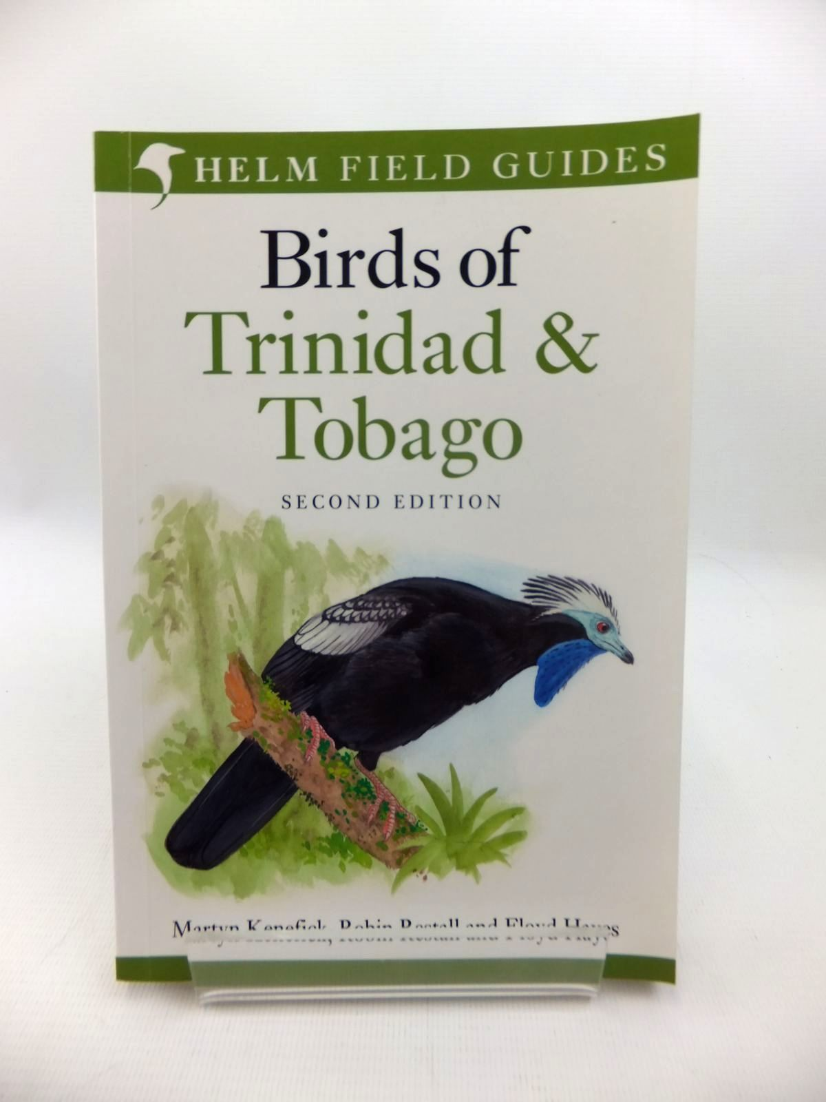 Photo of BIRDS OF TRINIDAD & TOBAGO (HELM FIELD GUIDES) written by Kenefick, Martyn<br />Restall, Robin<br />Hayes, Floyd published by Christopher Helm (STOCK CODE: 1814647)  for sale by Stella & Rose's Books