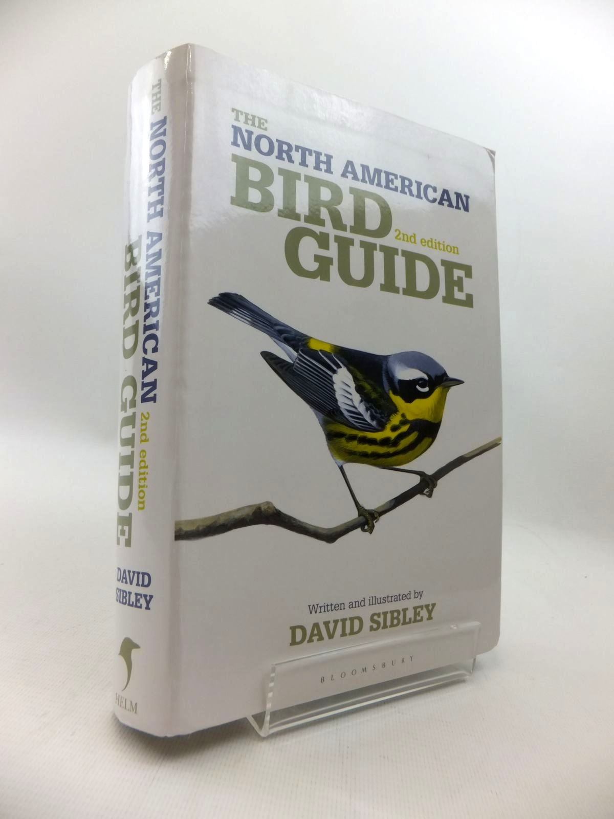 Photo of THE NORTH AMERICAN BIRD GUIDE written by Sibley, David published by Bloomsbury (STOCK CODE: 1814656)  for sale by Stella & Rose's Books