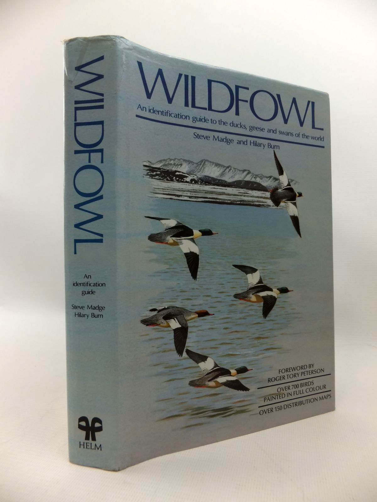 Photo of WILDFOWL: AN IDENTIFICATION GUIDE TO THE DUCKS, GEESE AND SWANS OF THE WORLD