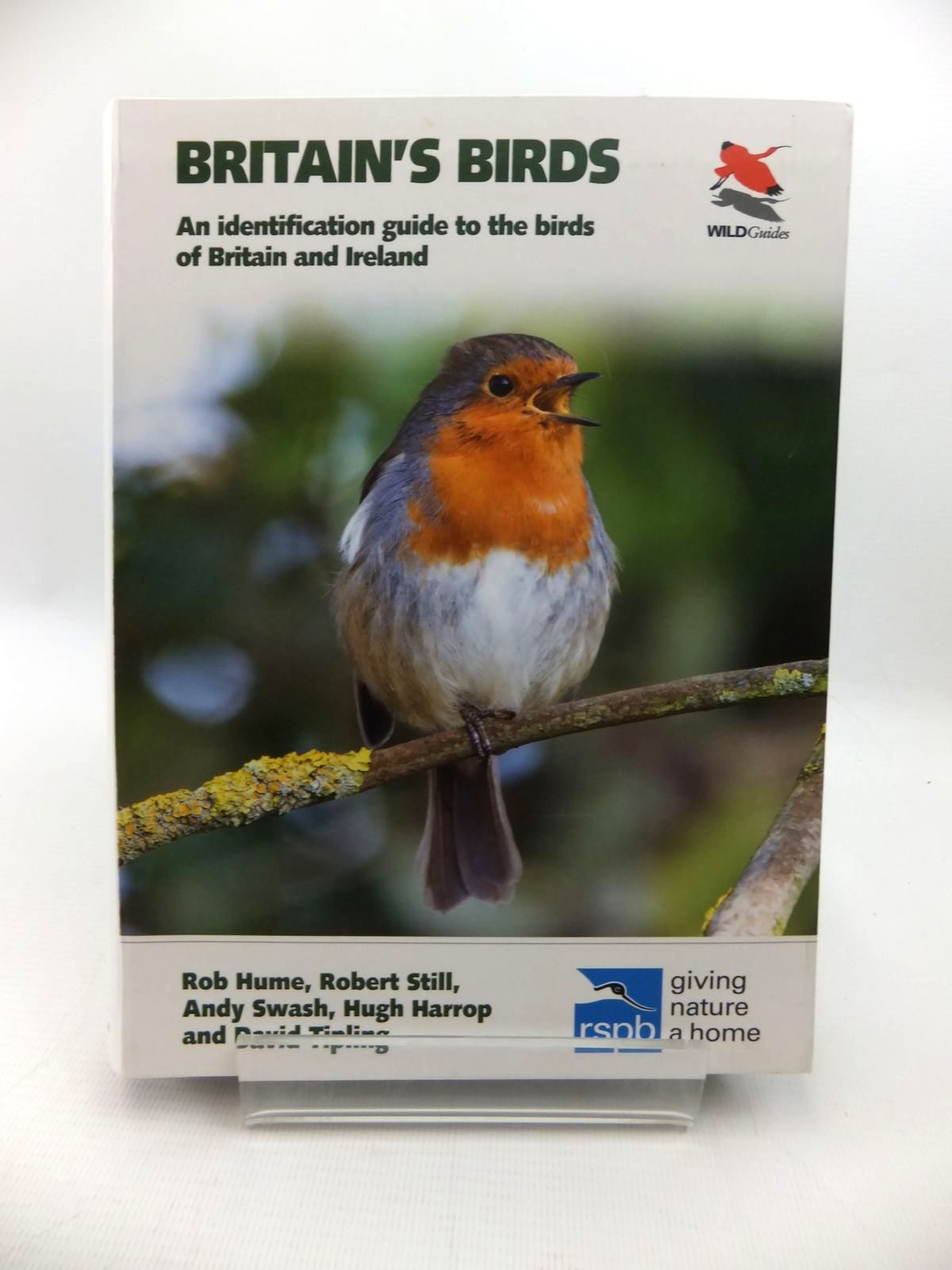 Photo of BRITAIN'S BIRDS: AN IDENTIFICATION GUIDE TO THE BIRDS OF BRITAIN AND IRELAND written by Hume, Rob<br />Still, Robert<br />Swash, Andy<br />et al, published by Princeton University Press (STOCK CODE: 1814670)  for sale by Stella & Rose's Books