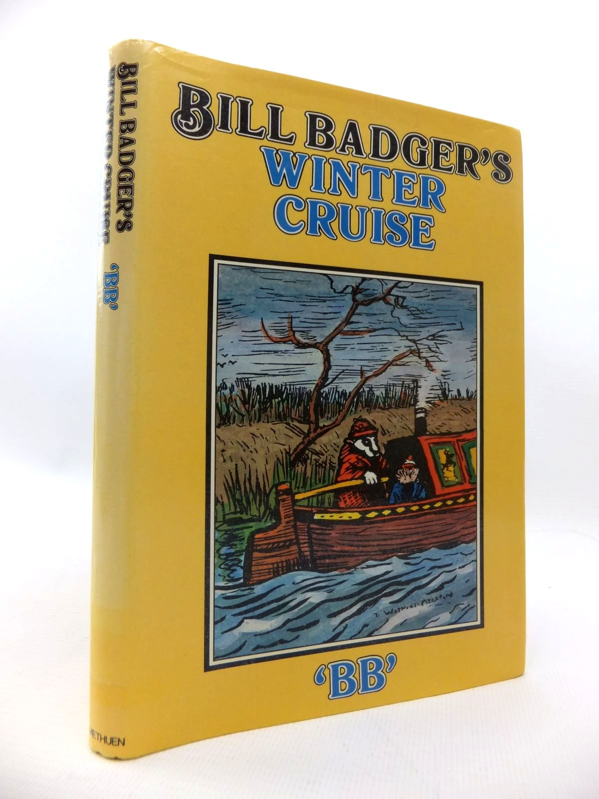 Photo of BILL BADGER'S WINTER CRUISE written by BB,  illustrated by BB,  published by Methuen Children's Books (STOCK CODE: 1814688)  for sale by Stella & Rose's Books