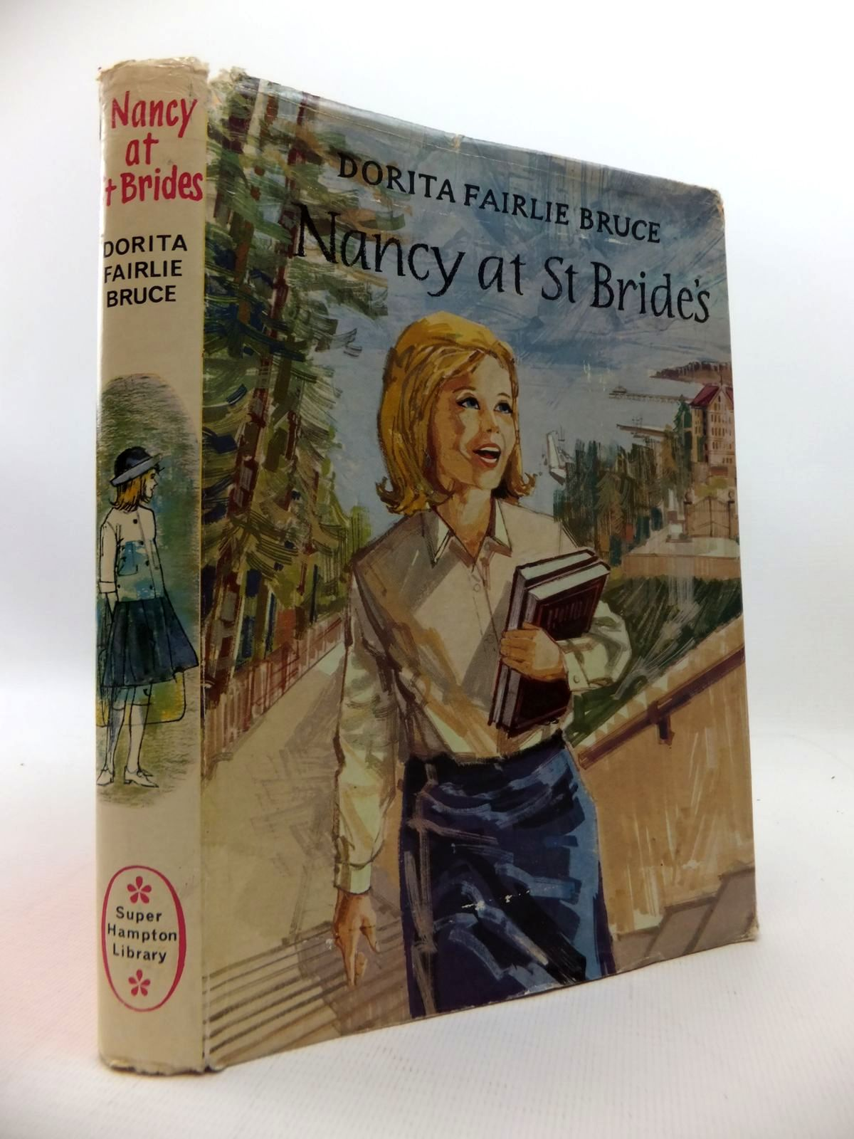 Photo of NANCY AT ST. BRIDE'S written by Bruce, Dorita Fairlie published by Brockhampton Press (STOCK CODE: 1814705)  for sale by Stella & Rose's Books