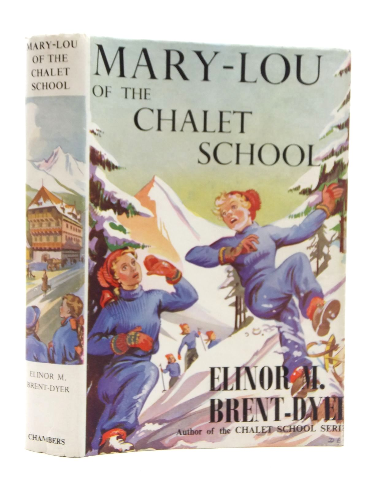 Photo of MARY-LOU OF THE CHALET SCHOOL- Stock Number: 1814719