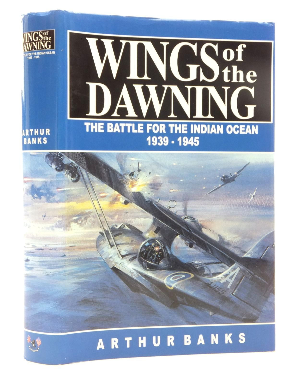 Photo of WINGS OF THE DAWNING written by Banks, Arthur published by Images Publishing (STOCK CODE: 1814787)  for sale by Stella & Rose's Books