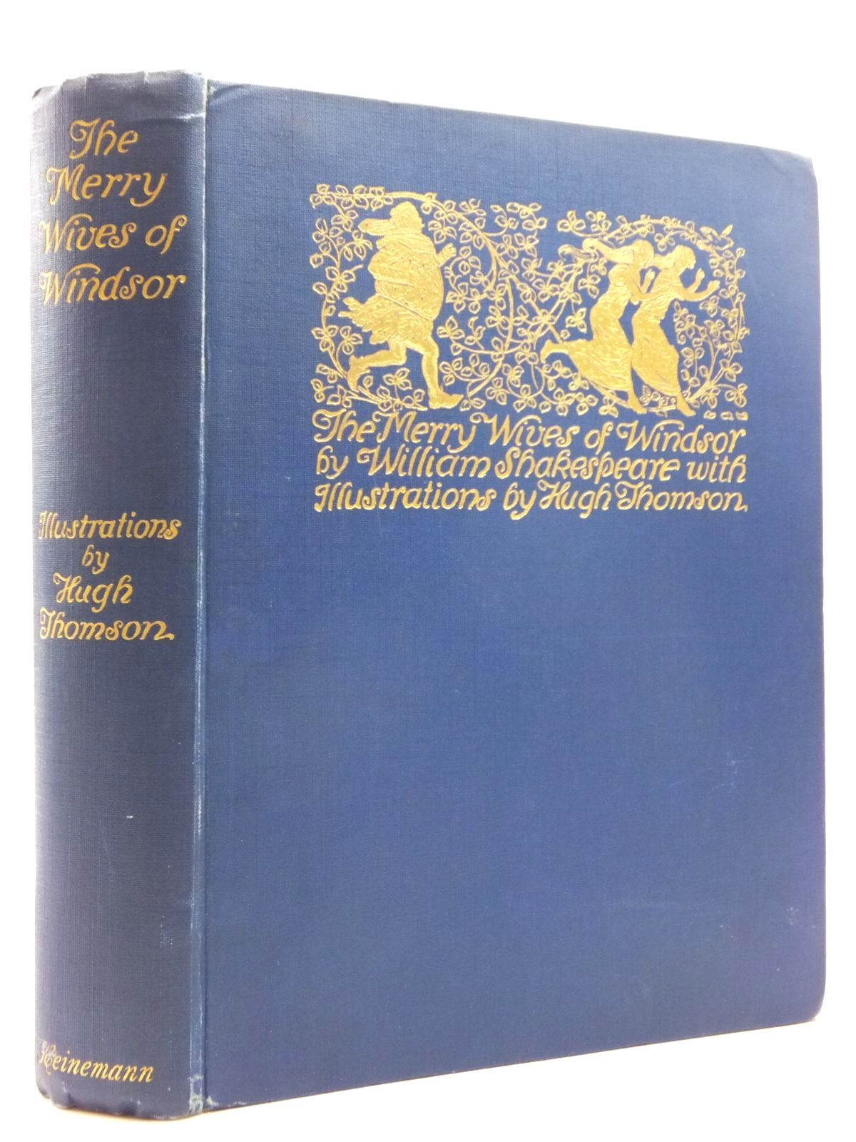 Photo of THE MERRY WIVES OF WINDSOR- Stock Number: 1814791