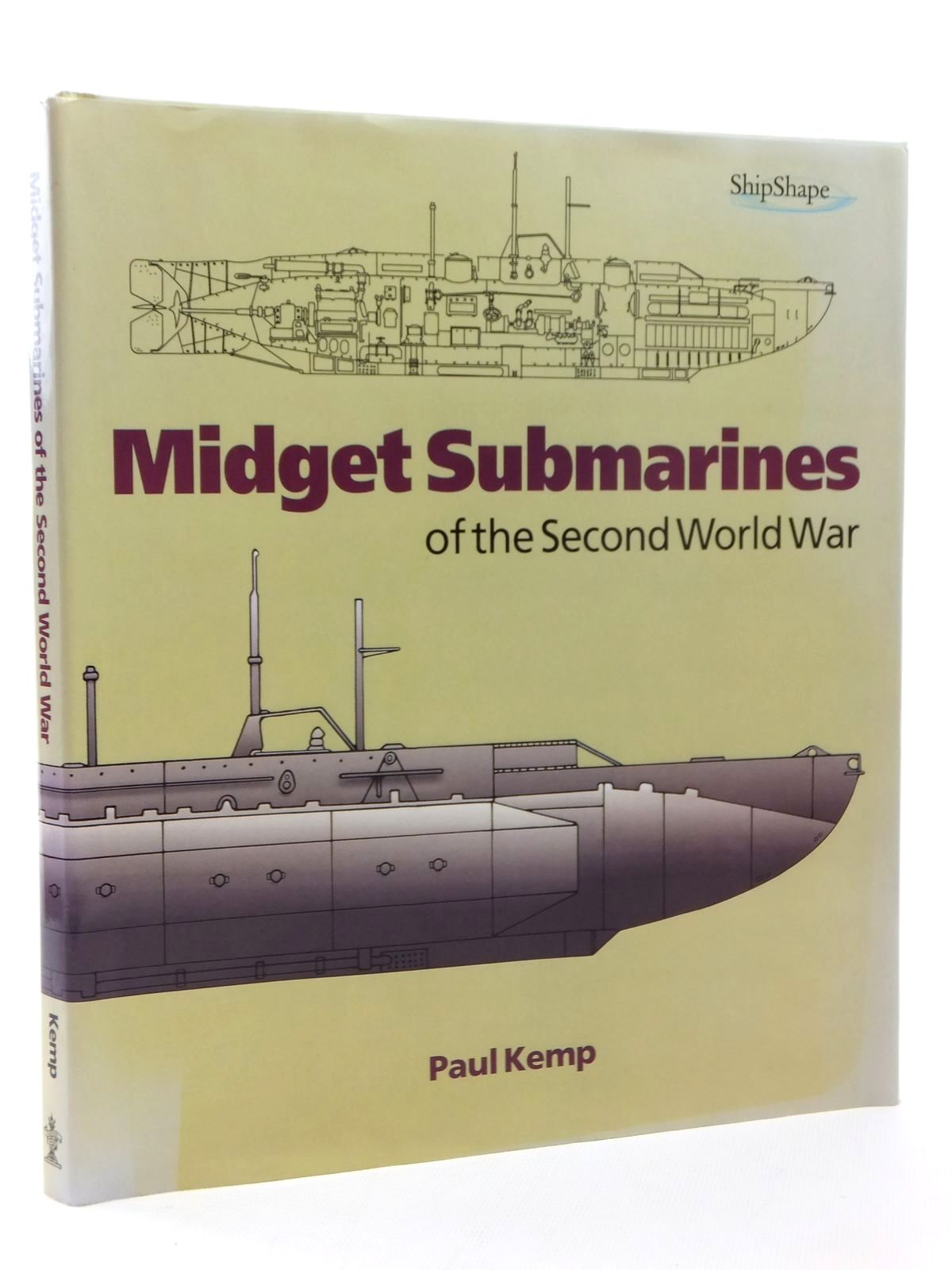 Photo of MIDGET SUBMARINES OF THE SECOND WORLD WAR written by Kemp, Paul illustrated by Hill, David J. published by Caxton Editions (STOCK CODE: 1814814)  for sale by Stella & Rose's Books
