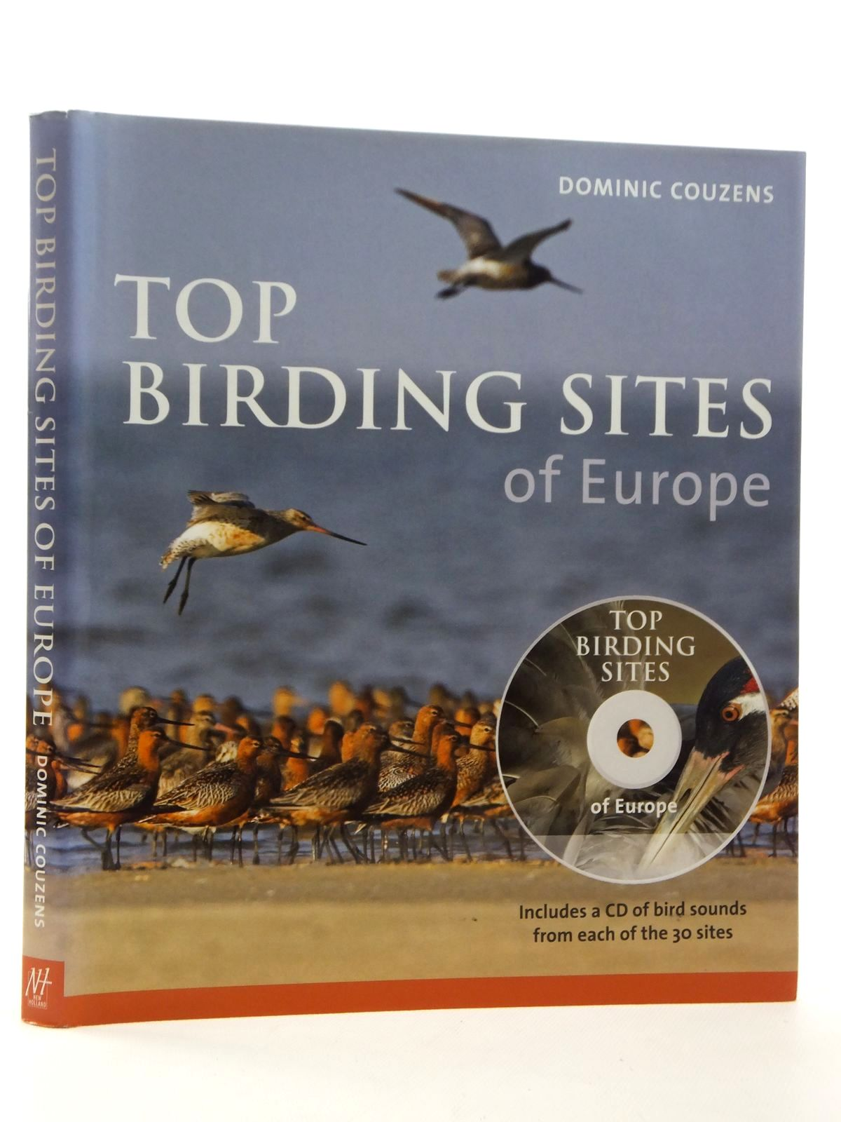 Photo of TOP BIRDING SITES OF EUROPE written by Couzens, Dominic published by New Holland (STOCK CODE: 1814907)  for sale by Stella & Rose's Books