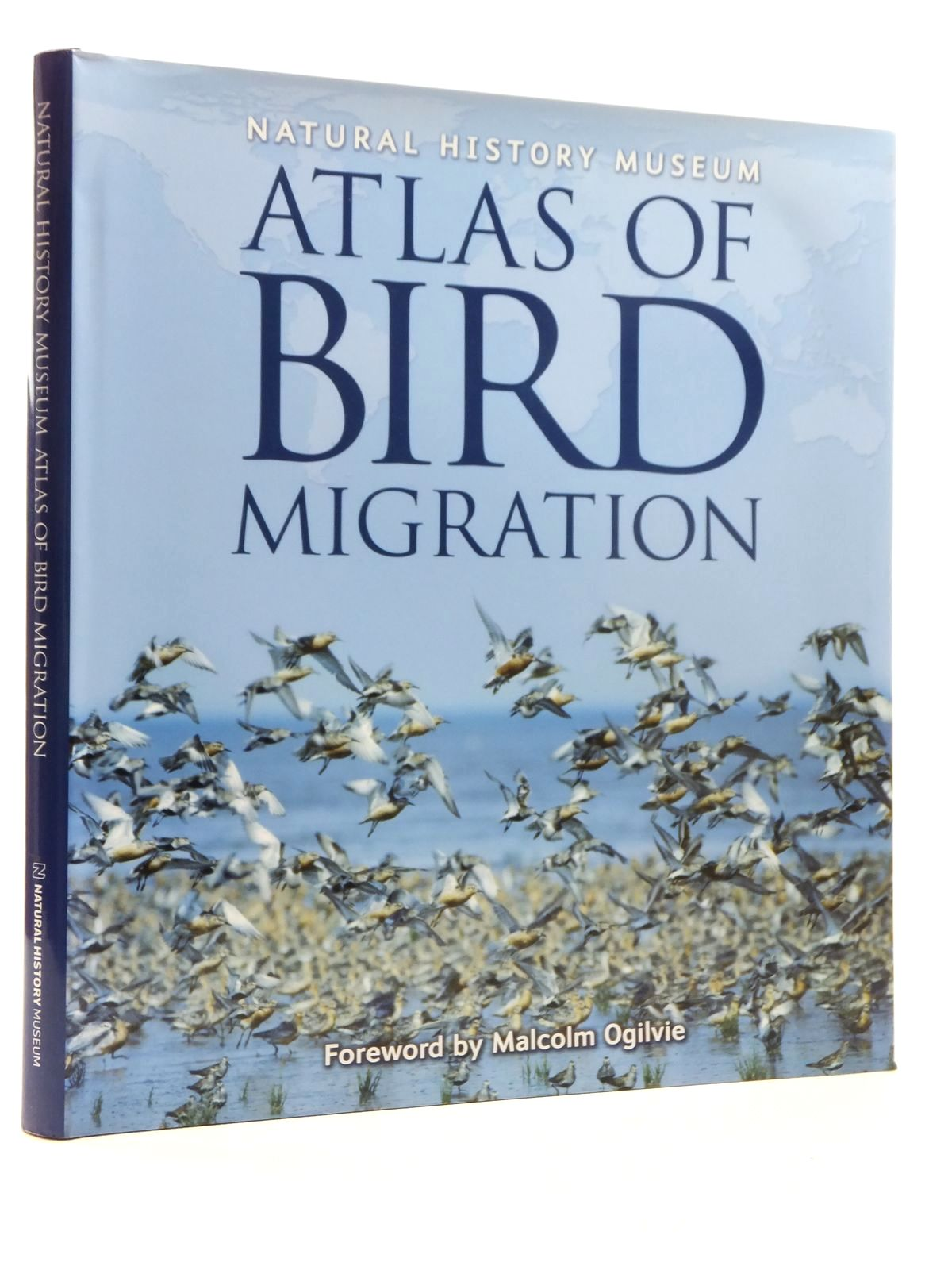 Photo of ATLAS OF BIRD MIGRATION written by Elphick, Jonathan published by Natural History Museum (STOCK CODE: 1814916)  for sale by Stella & Rose's Books