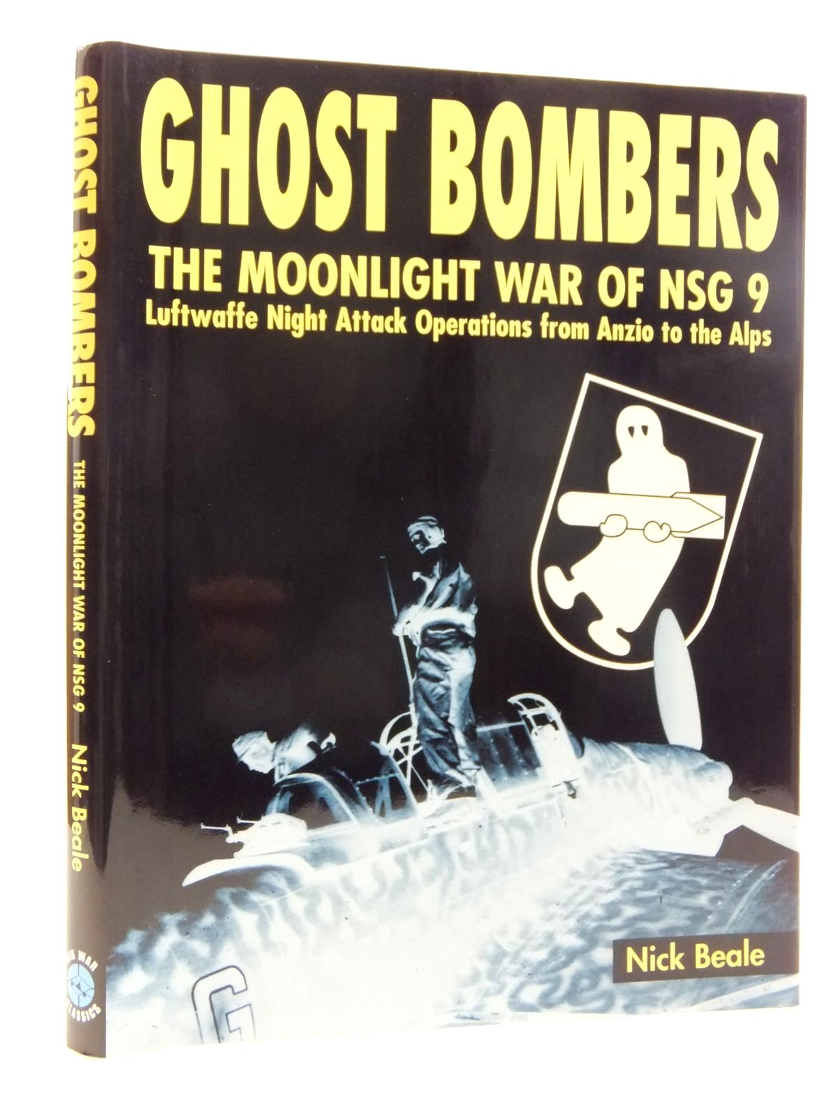 Photo of GHOST BOMBERS THE MOONLIGHT WAR OF NSG9 written by Beale, Nick illustrated by Tullis, Tom published by Classic Publications (STOCK CODE: 1814927)  for sale by Stella & Rose's Books