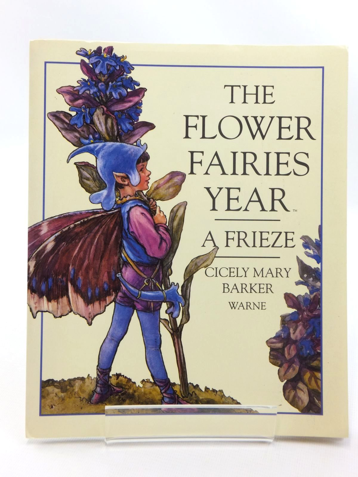 Photo of THE FLOWER FAIRIES YEAR: A FRIEZE