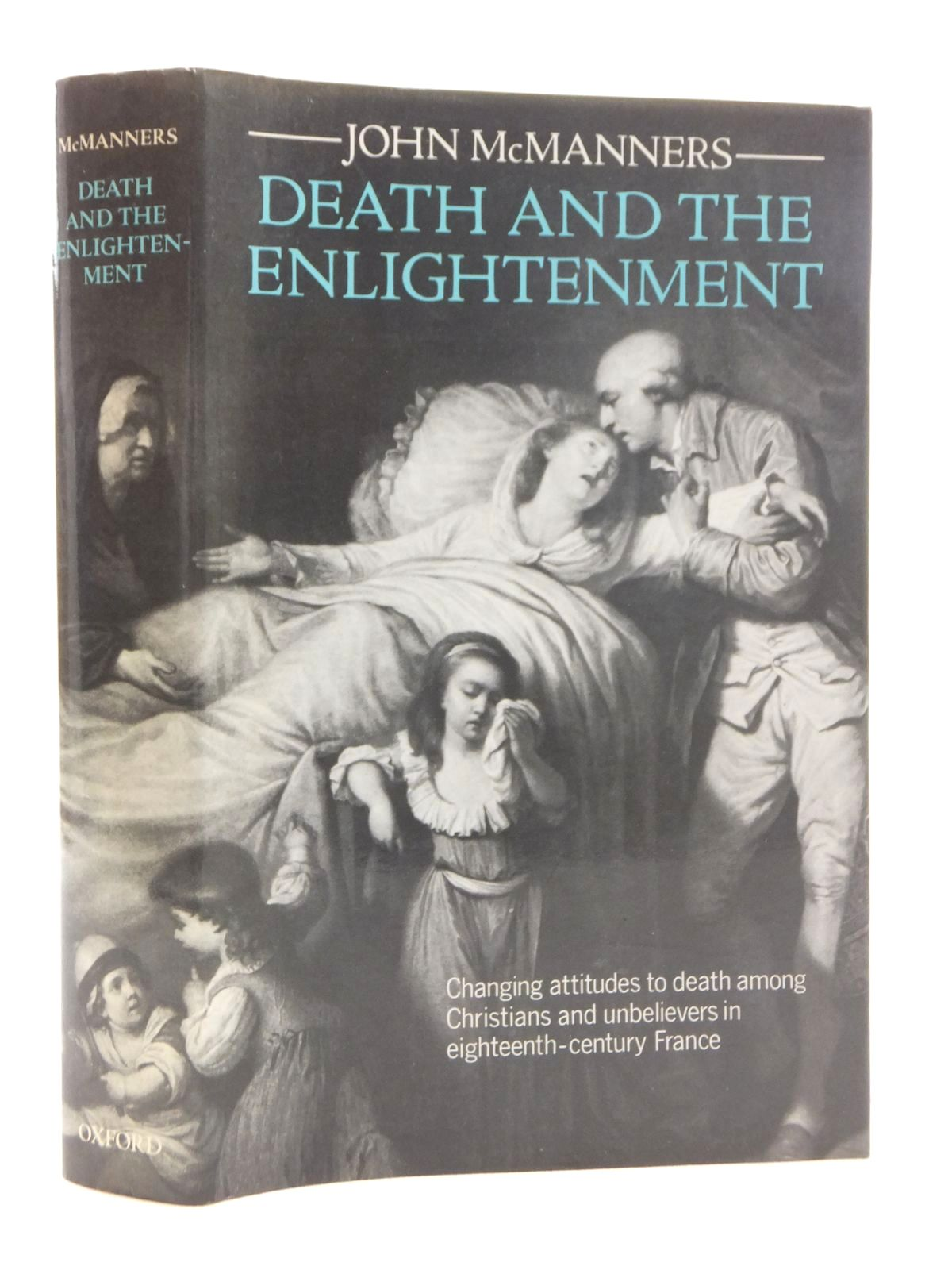 Photo of DEATH AND THE ENLIGHTENMENT written by McManners, John published by Oxford University Press (STOCK CODE: 1814950)  for sale by Stella & Rose's Books