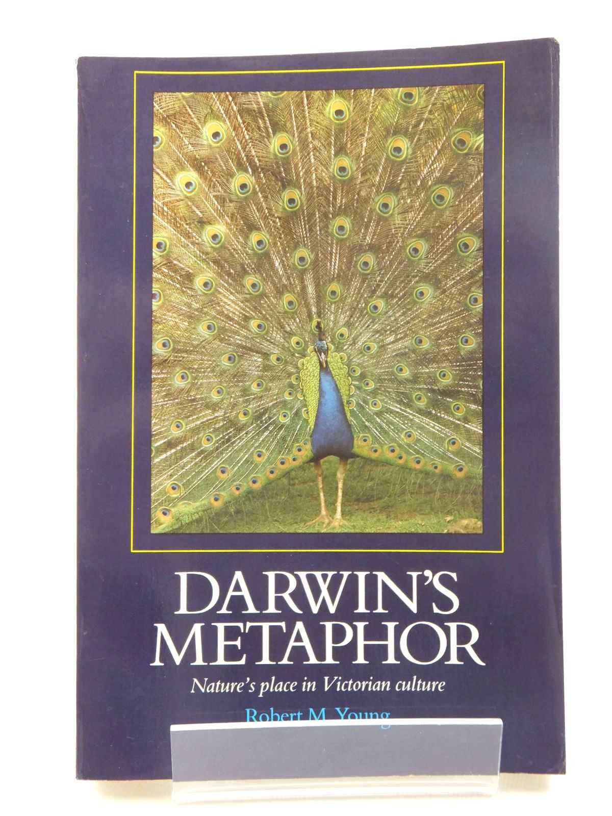 Photo of DARWIN'S METAPHOR: NATURE'S PLACE IN VICTORIAN CULTURE written by Young, Robert M. published by Cambridge University Press (STOCK CODE: 1814954)  for sale by Stella & Rose's Books
