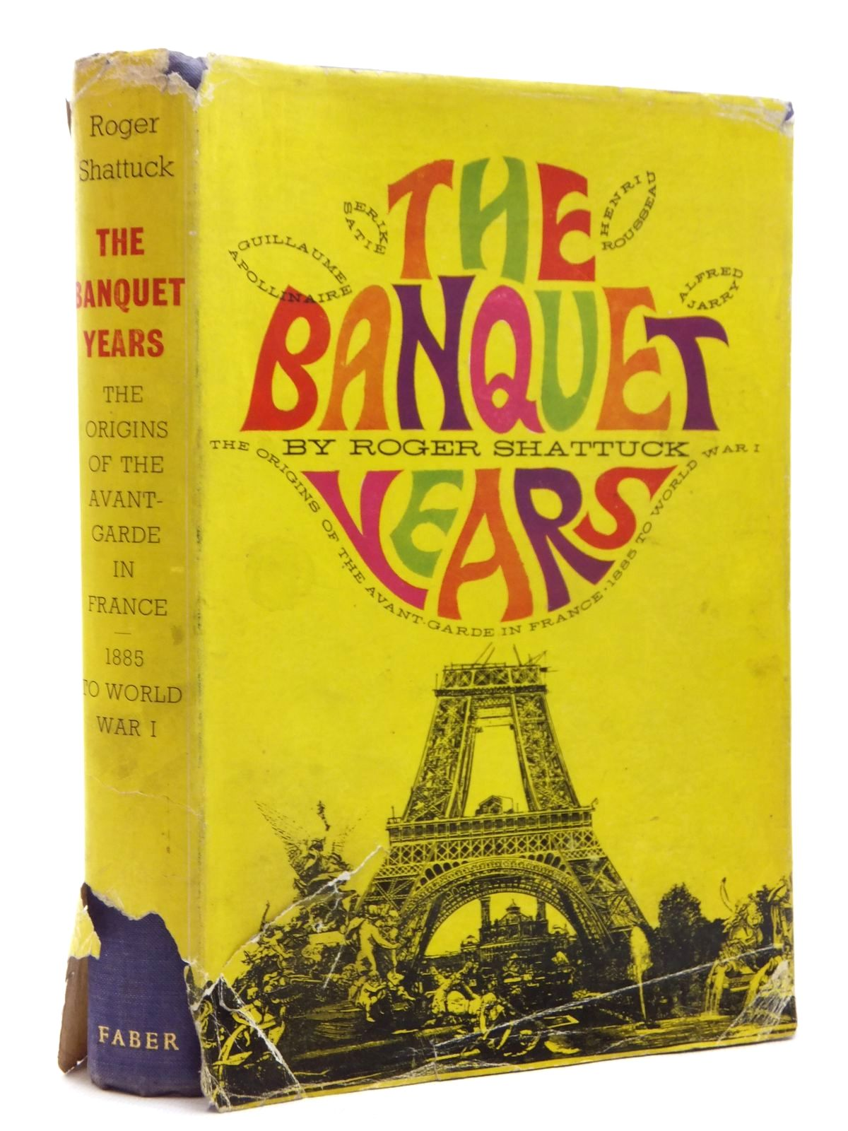 Photo of THE BANQUET YEARS: THE ARTS IN FRANCE 1885-1918