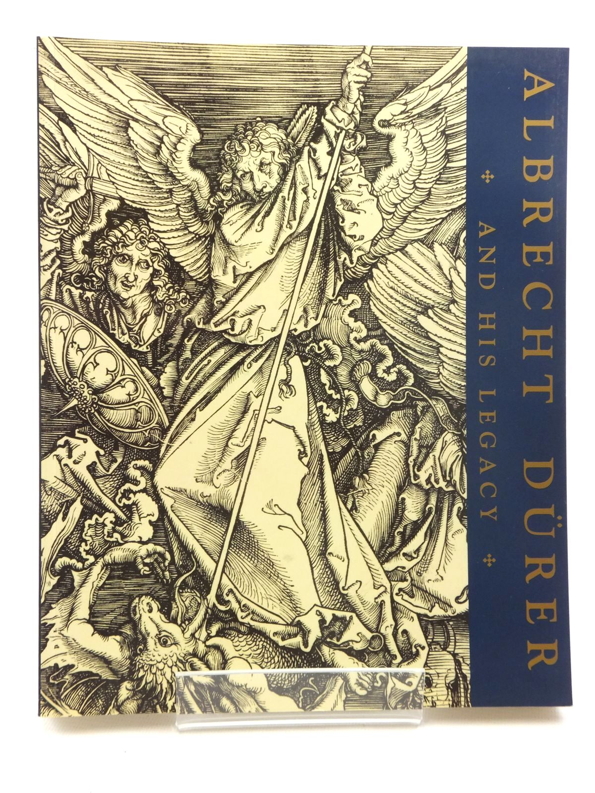 Photo of ALBRECHT DURER AND HIS LEGACY: THE GRAPHIC WORK OF A RENAISSANCE ARTIST written by Bartrum, Giulia illustrated by Durer, Albrecht published by British Museum Press (STOCK CODE: 1814979)  for sale by Stella & Rose's Books