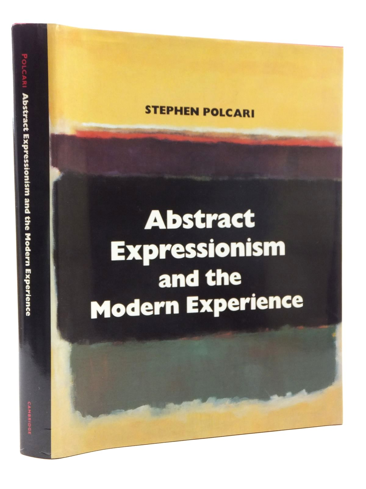 Photo of ABSTRACT EXPRESSIONISM AND THE MODERN EXPERIENCE written by Polcari, Stephen published by Cambridge University Press (STOCK CODE: 1814983)  for sale by Stella & Rose's Books