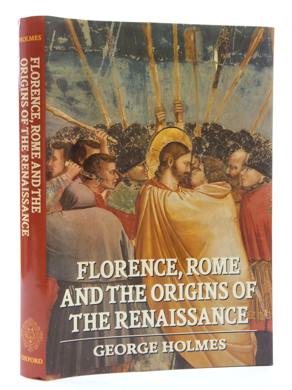 Photo of FLORENCE, ROME AND THE ORIGINS OF THE RENAISSANCE written by Holmes, George published by Clarendon Press (STOCK CODE: 1814999)  for sale by Stella & Rose's Books