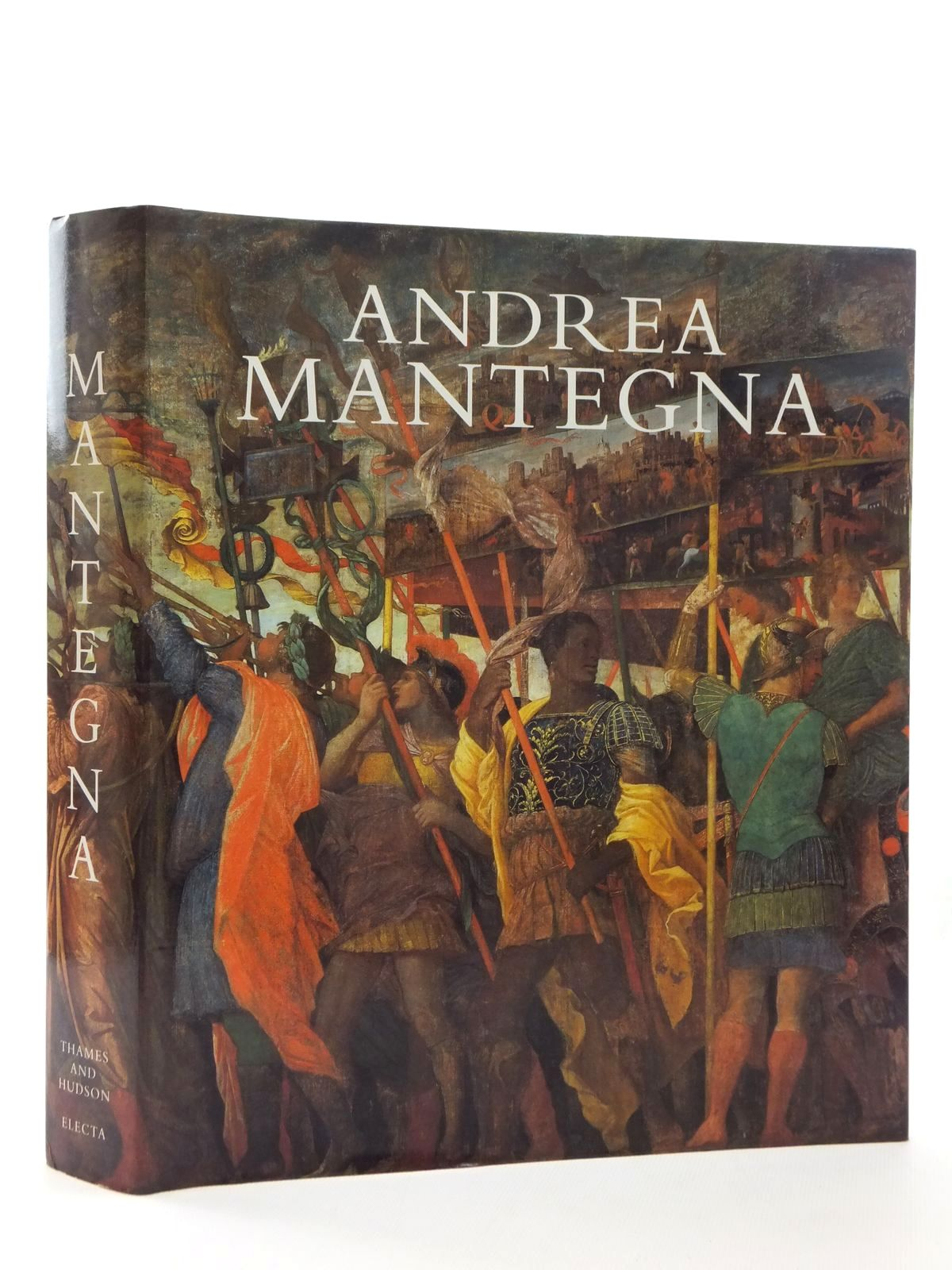 Photo of ANDREA MANTEGNA written by Martineau, Jane illustrated by Mantegna, Andrea published by Thames and Hudson, Electa (STOCK CODE: 1815018)  for sale by Stella & Rose's Books